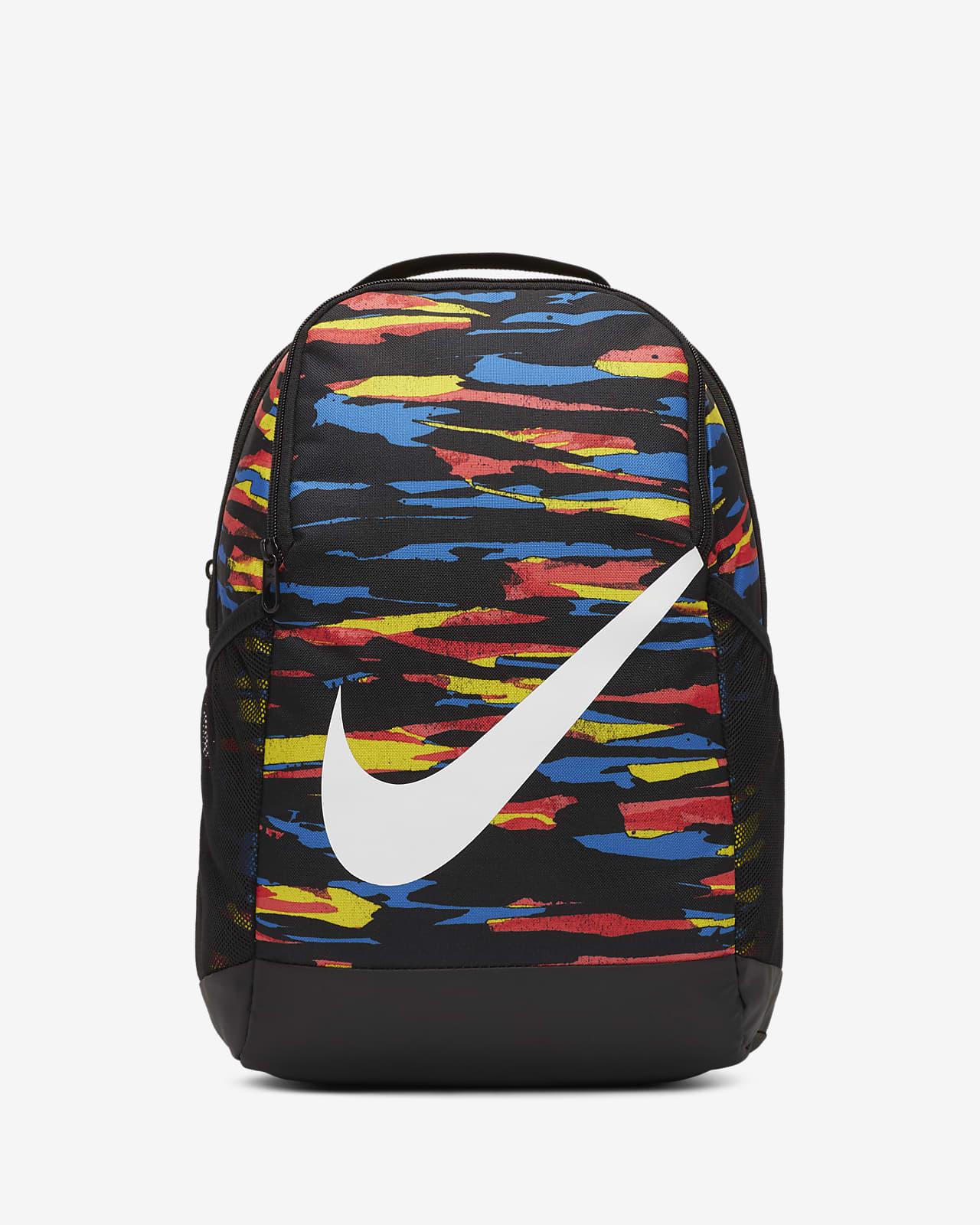 Nike Brasilia Kids' Printed Backpack
