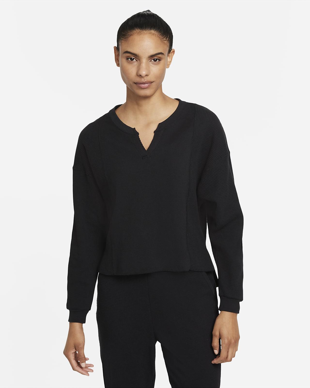 Sudadera para mujer Nike Yoga Dri-FIT Luxe