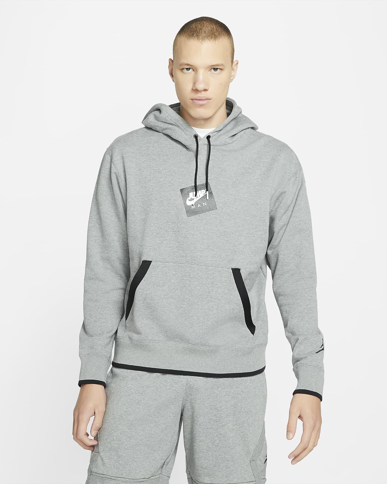Jordan Jumpman Classics Fleece-Hoodie mit Print für Herren