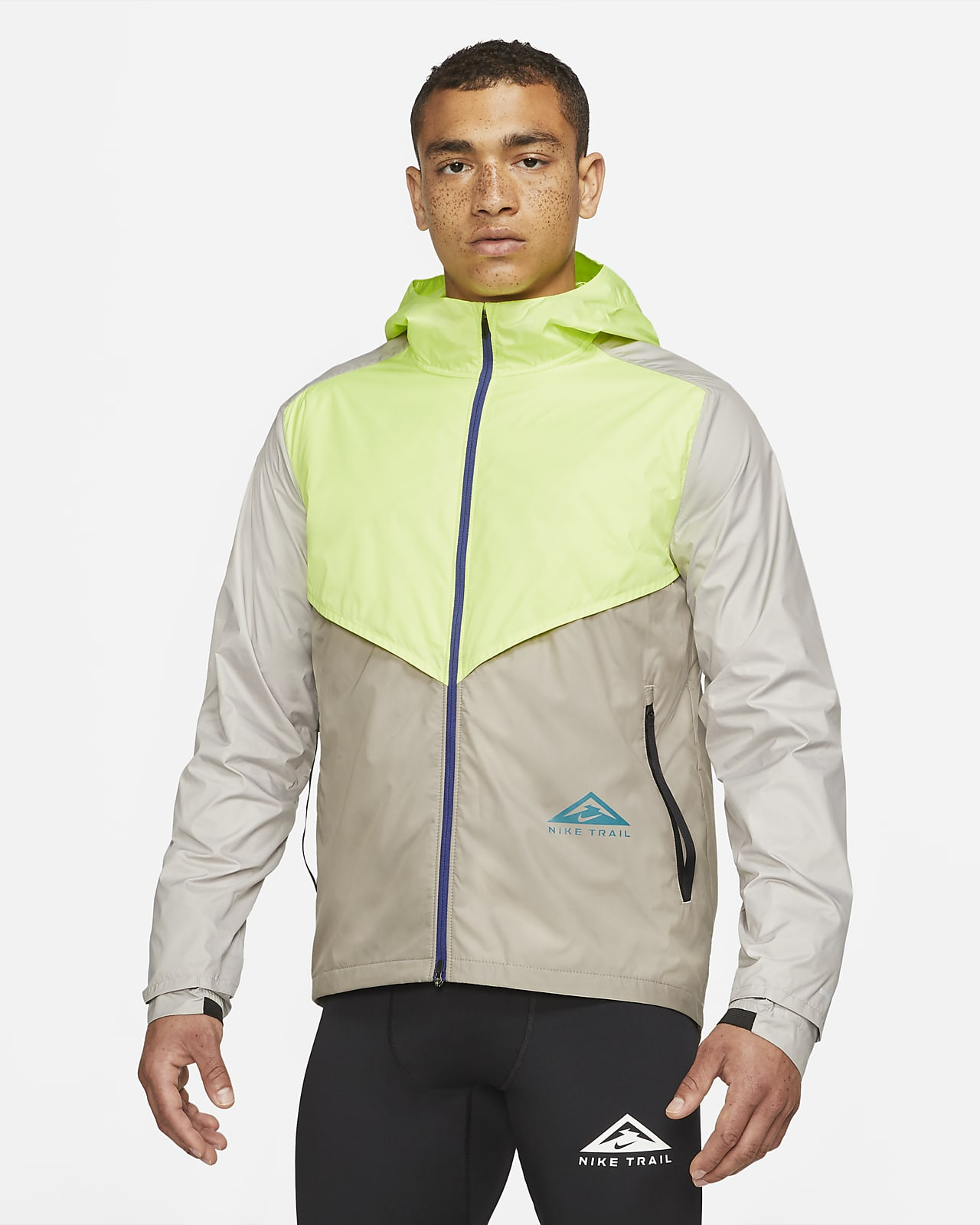 Nike Windrunner Men's Trail Running Jacket