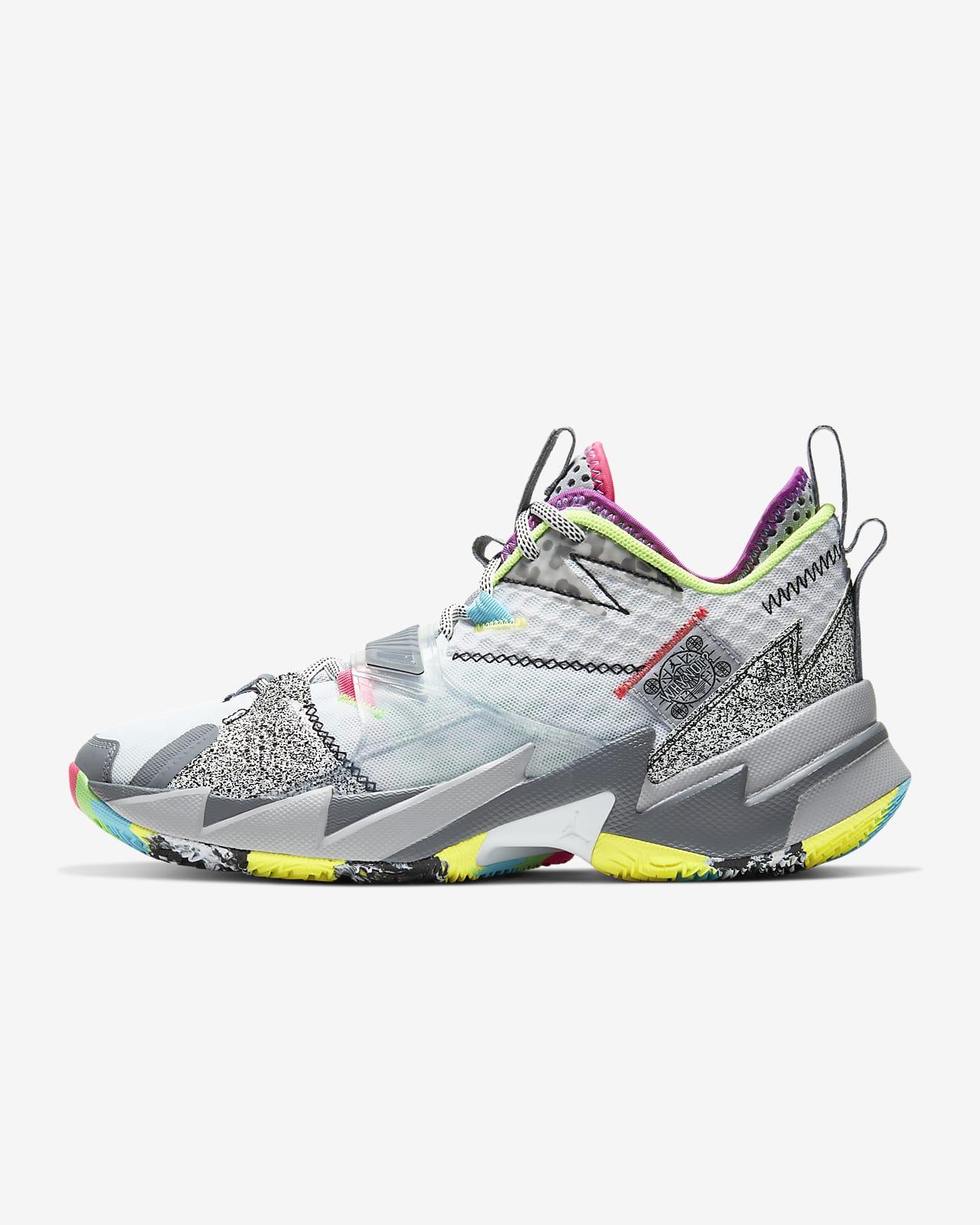 Zer0 3 Basketball Shoe Nike Id