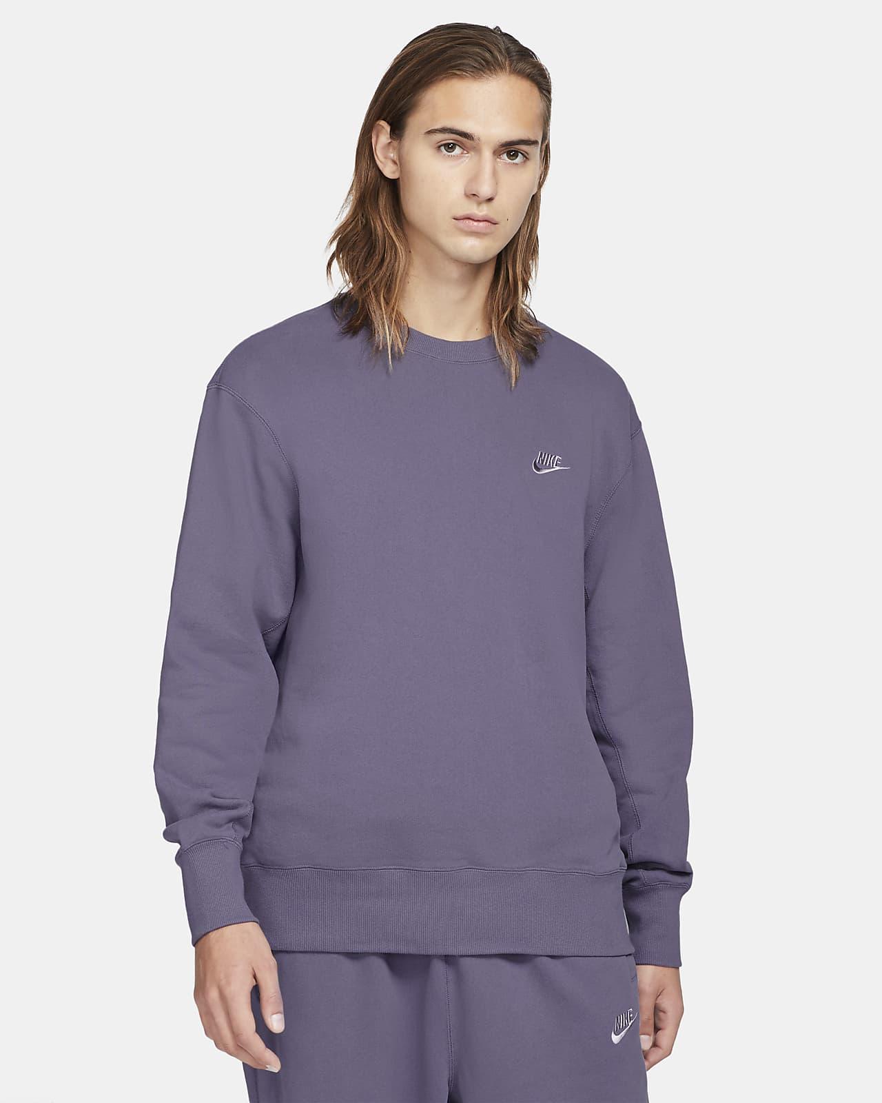 Nike Sportswear Men's Classic Fleece Crew