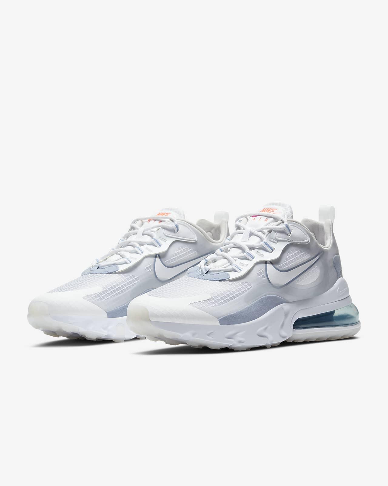 Negrita Unión junto a  Nike Air Max 270 React SE Men's Shoe. Nike.com