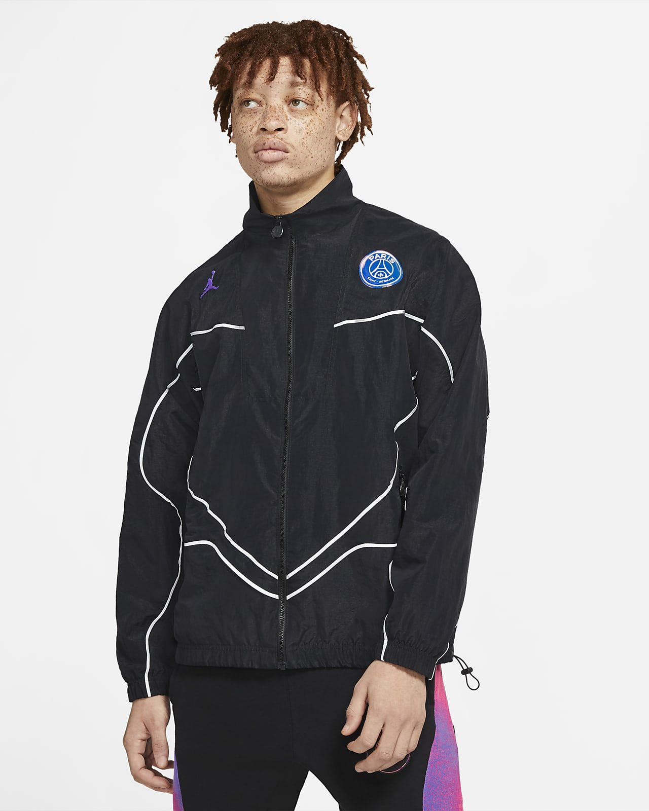 Paris Saint-Germain Men's Anthem Jacket