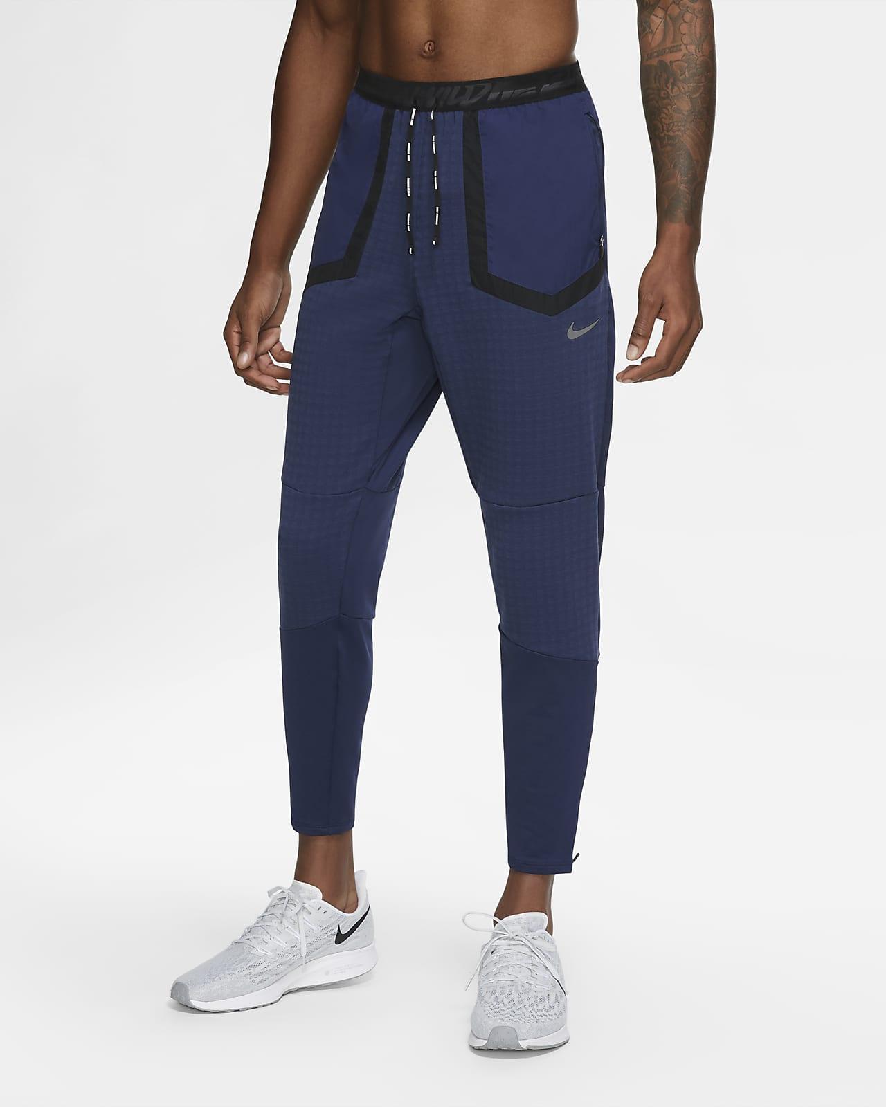 Pantalones de running para hombre Nike Phenom Elite Wild Run