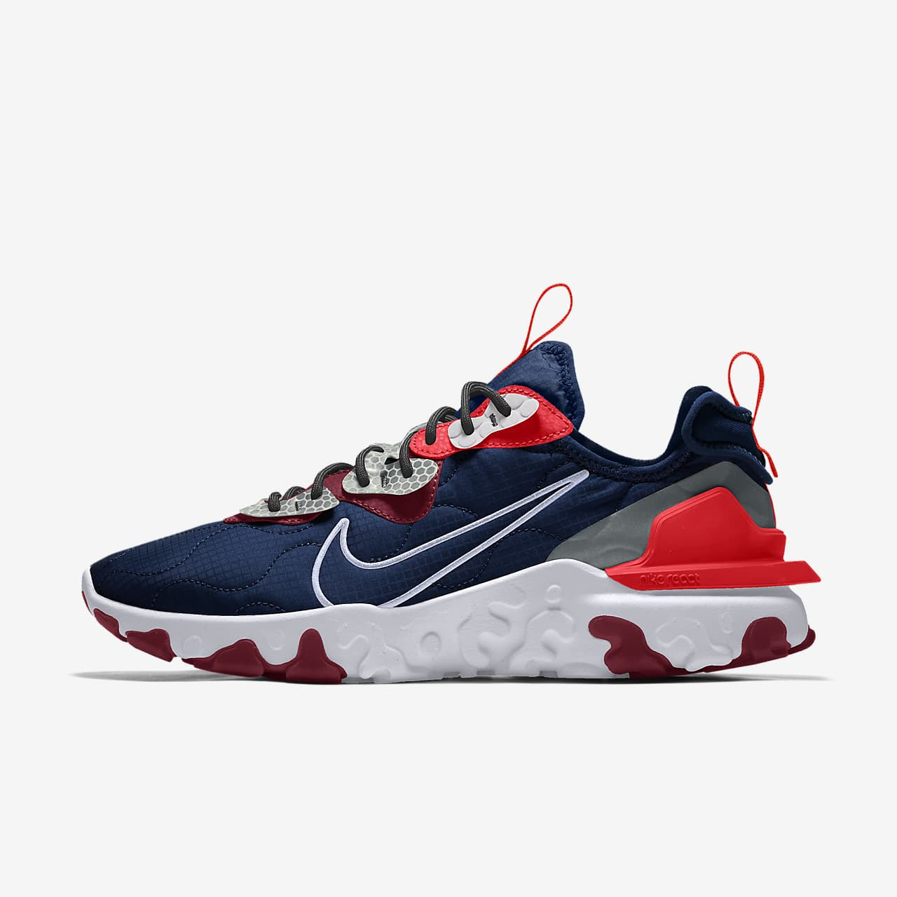 Nike React Vision 3M™ By You Custom Shoe