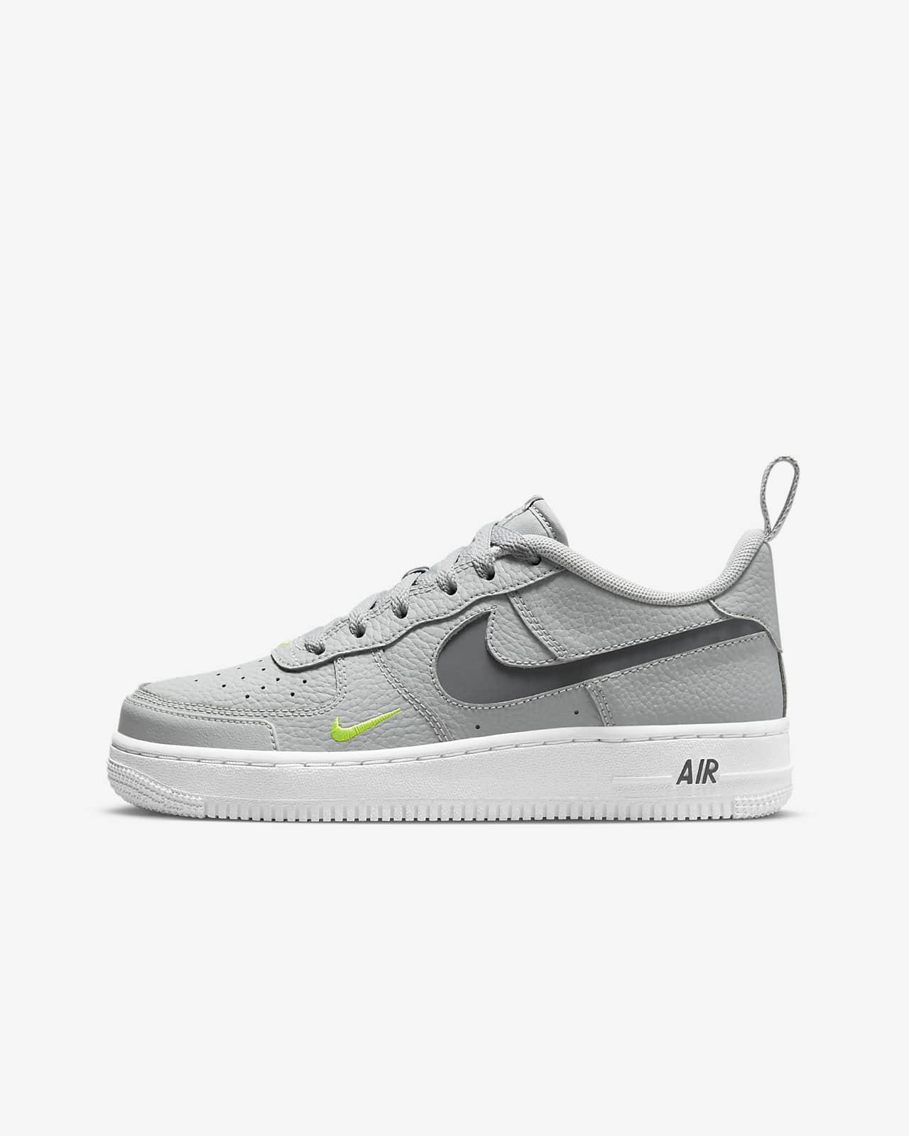 Nike Air Force 1 Low Big Kids' Shoes. Nike.com