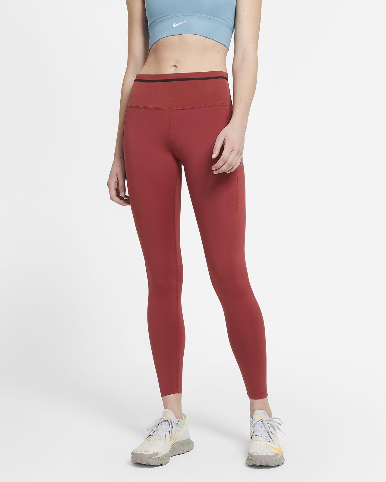 Leggings da trail running Nike Epic Luxe - Donna