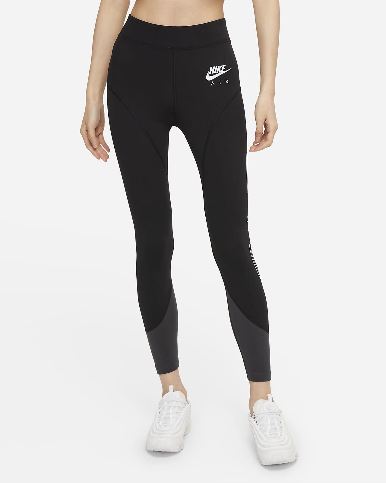 เลกกิ้งเอวสูงผู้หญิง Nike Air