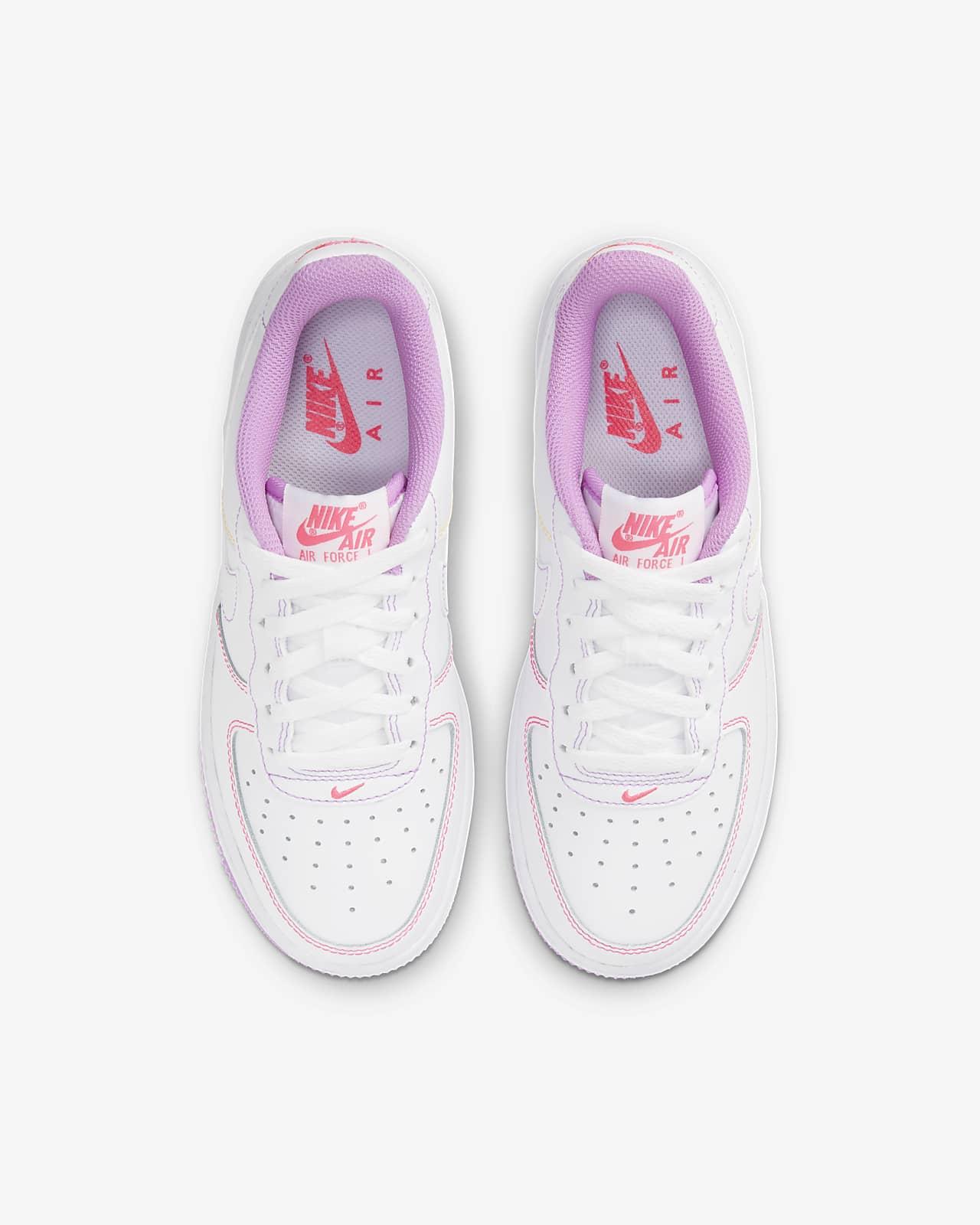 Nike Air Force 1 Older Kids' Shoe. Nike LU