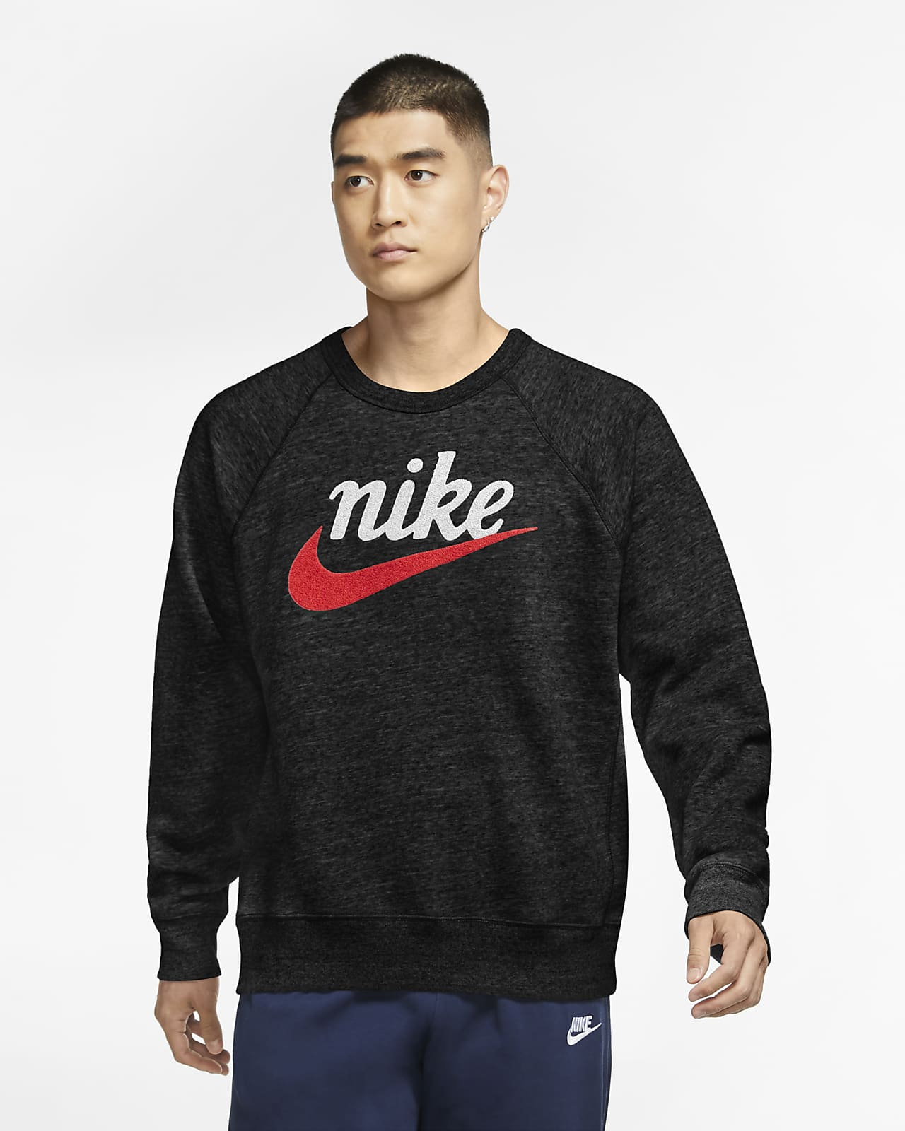 Sudadera para hombre Nike Sportswear Heritage