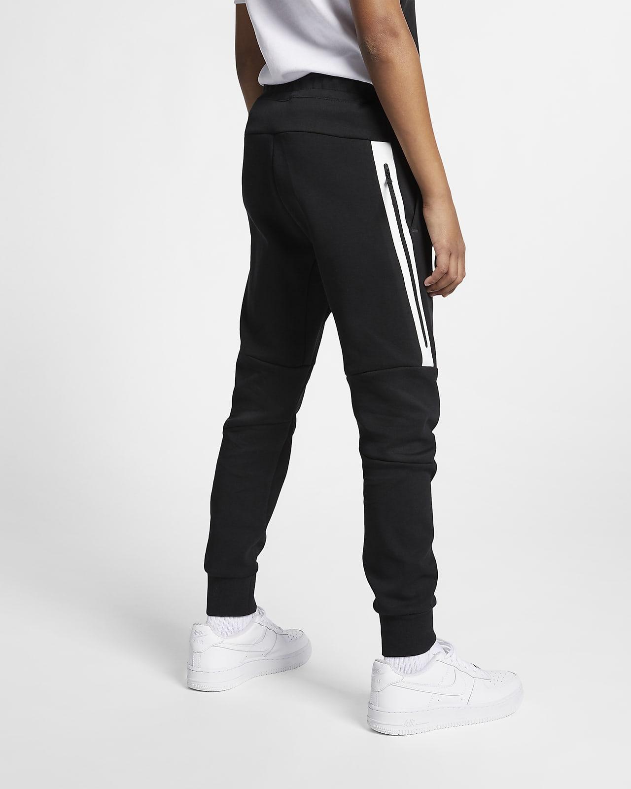 Nike Sportswear Older Kids Tech Fleece Trousers Nike Sg