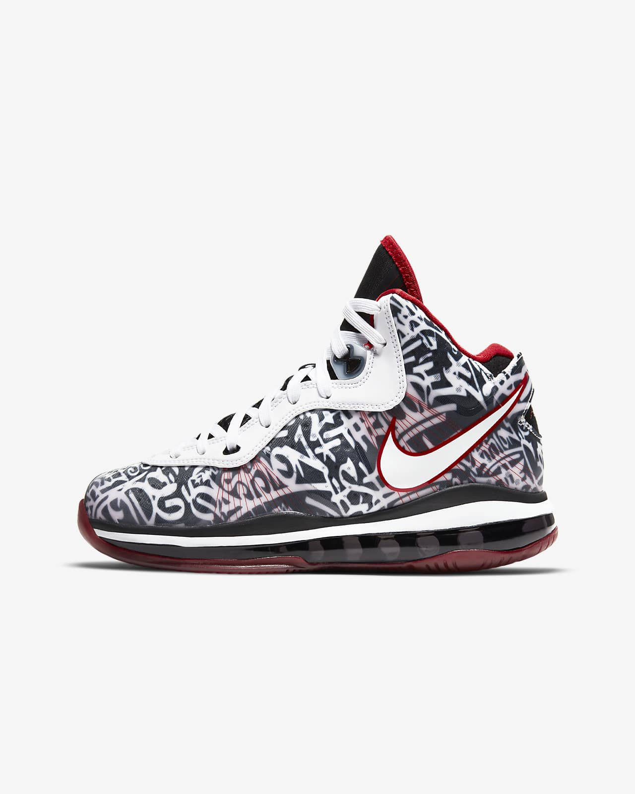 Nike LeBron 8 Genç Çocuk Ayakkabısı