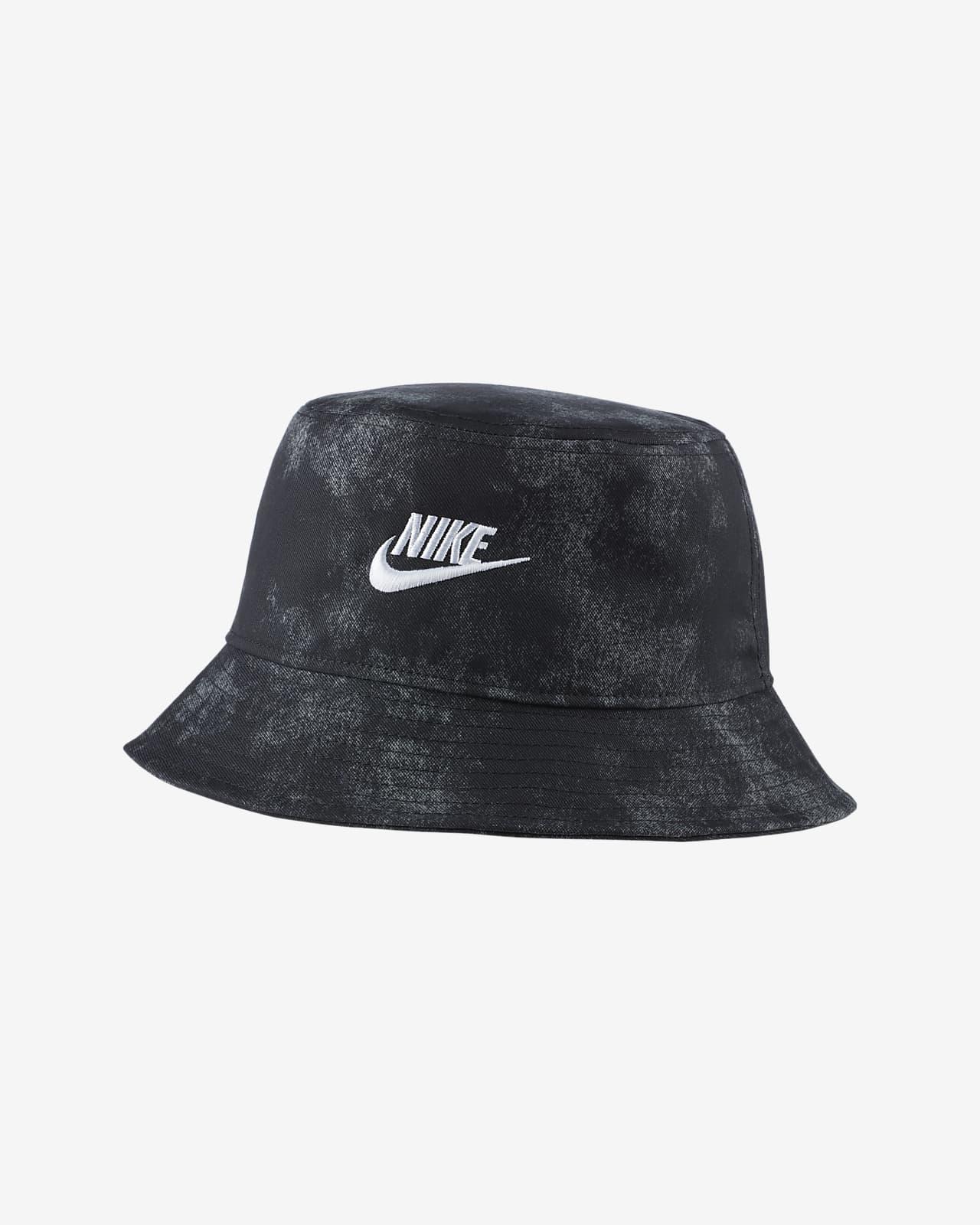 หมวกปีกรอบมัดย้อม Nike Sportswear