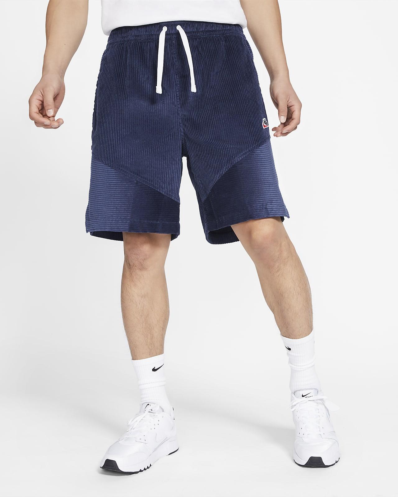 Nike Sportswear Heritage Windrunner Men's Corduroy Shorts