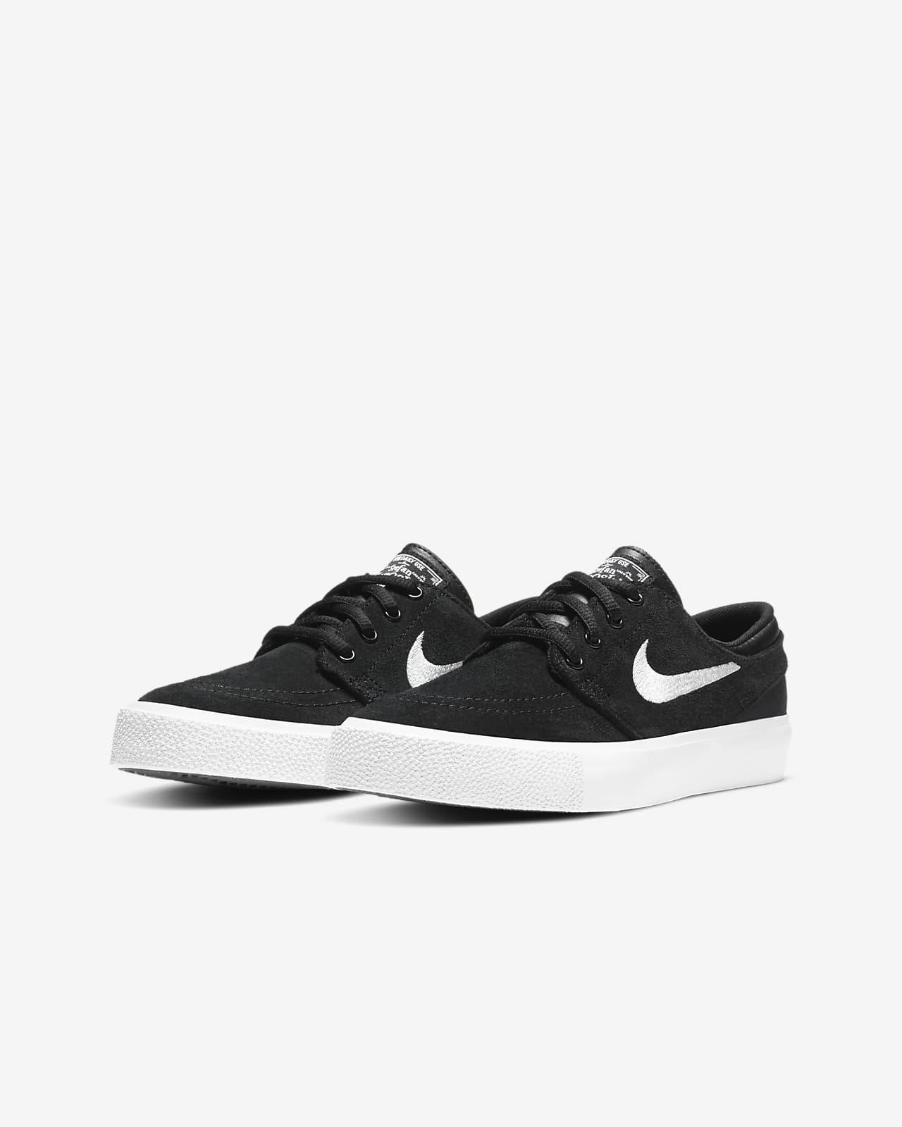Chaussure de skateboard Nike SB Stefan Janoski pour Enfant plus ...