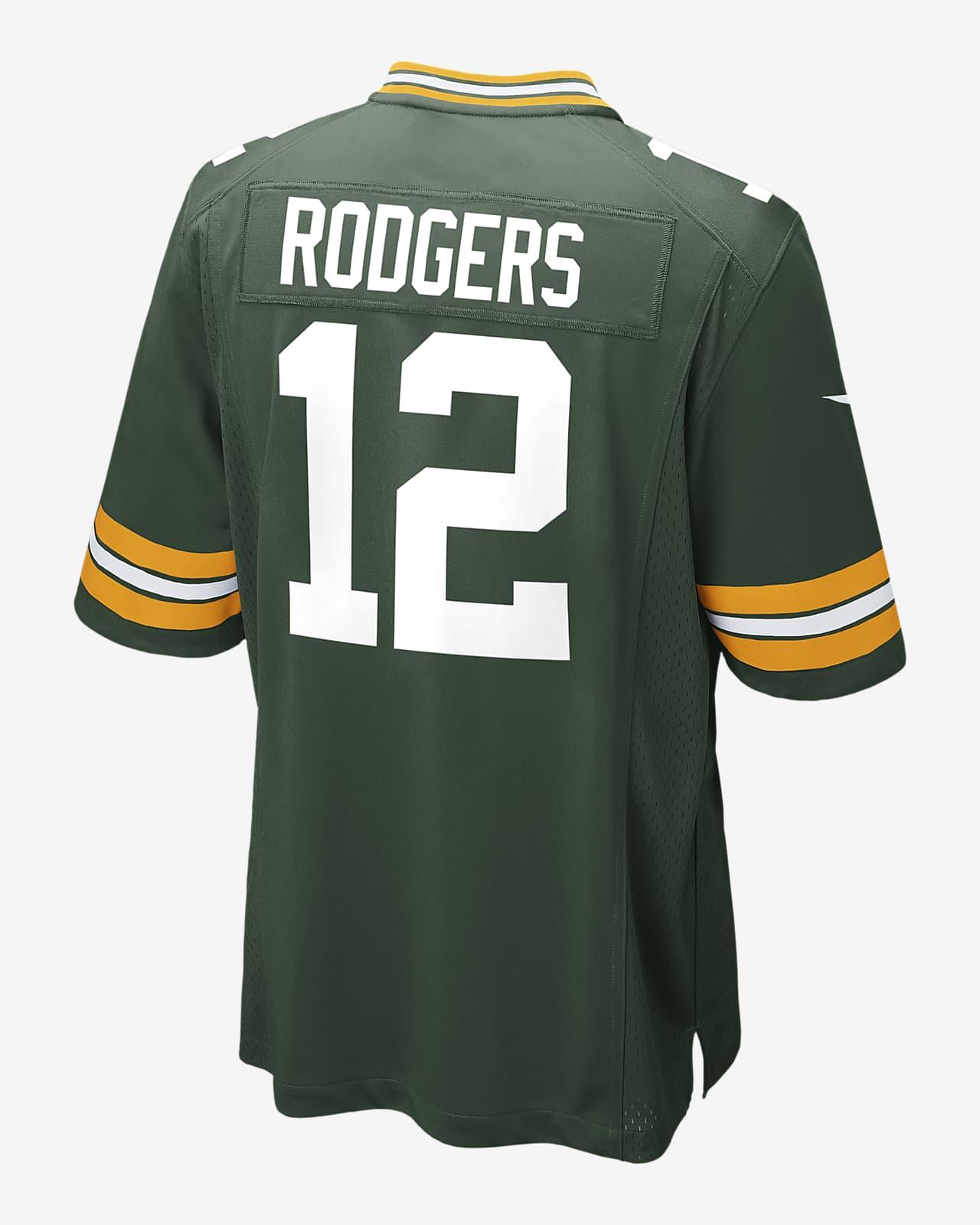 discount aaron rodgers jersey