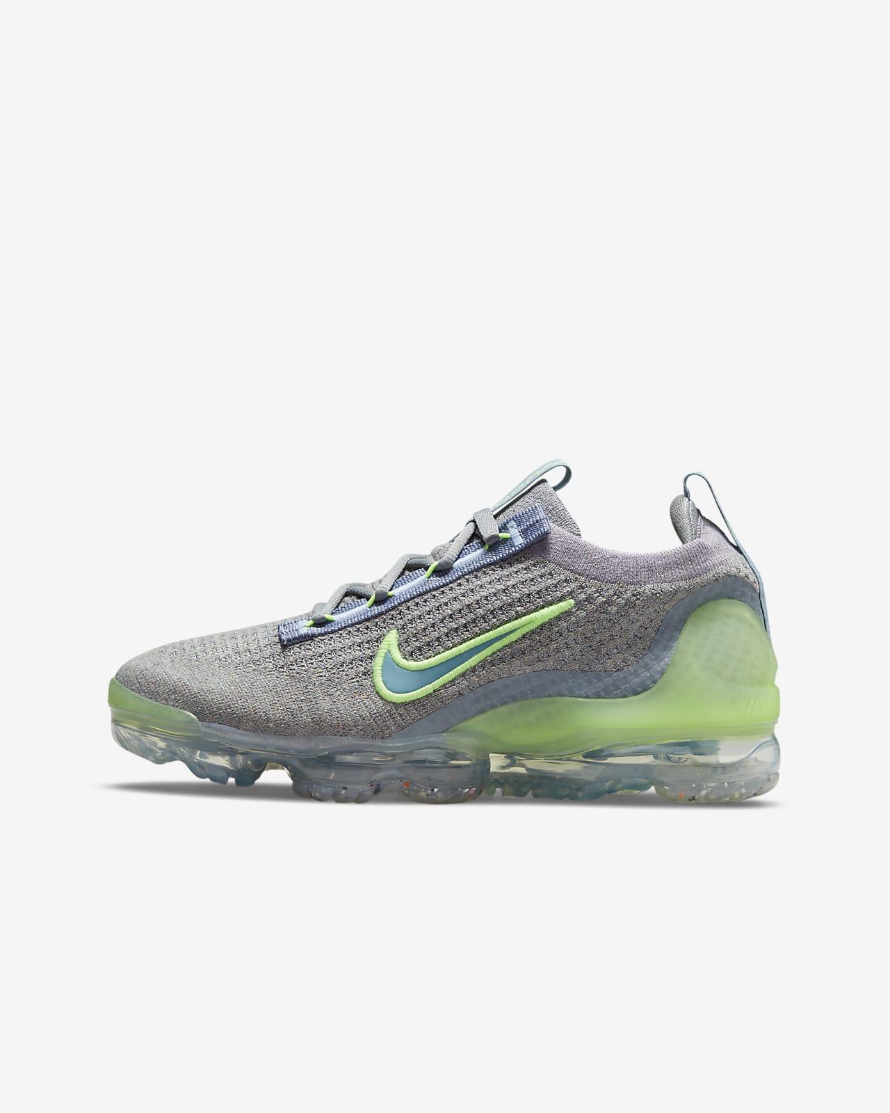 Nike Air VaporMax 2021 FK Big Kids' Shoes