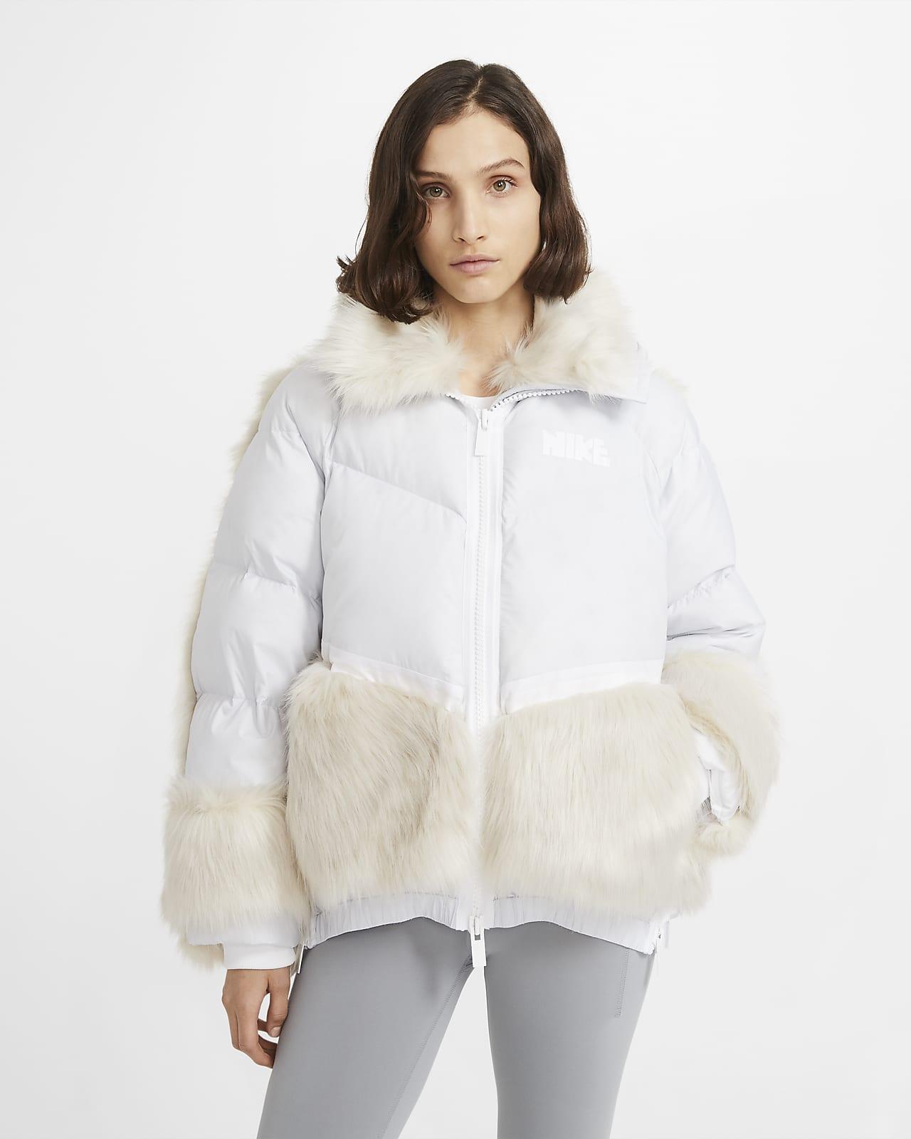 เสื้อพาร์ก้าผู้หญิง Nike x sacai