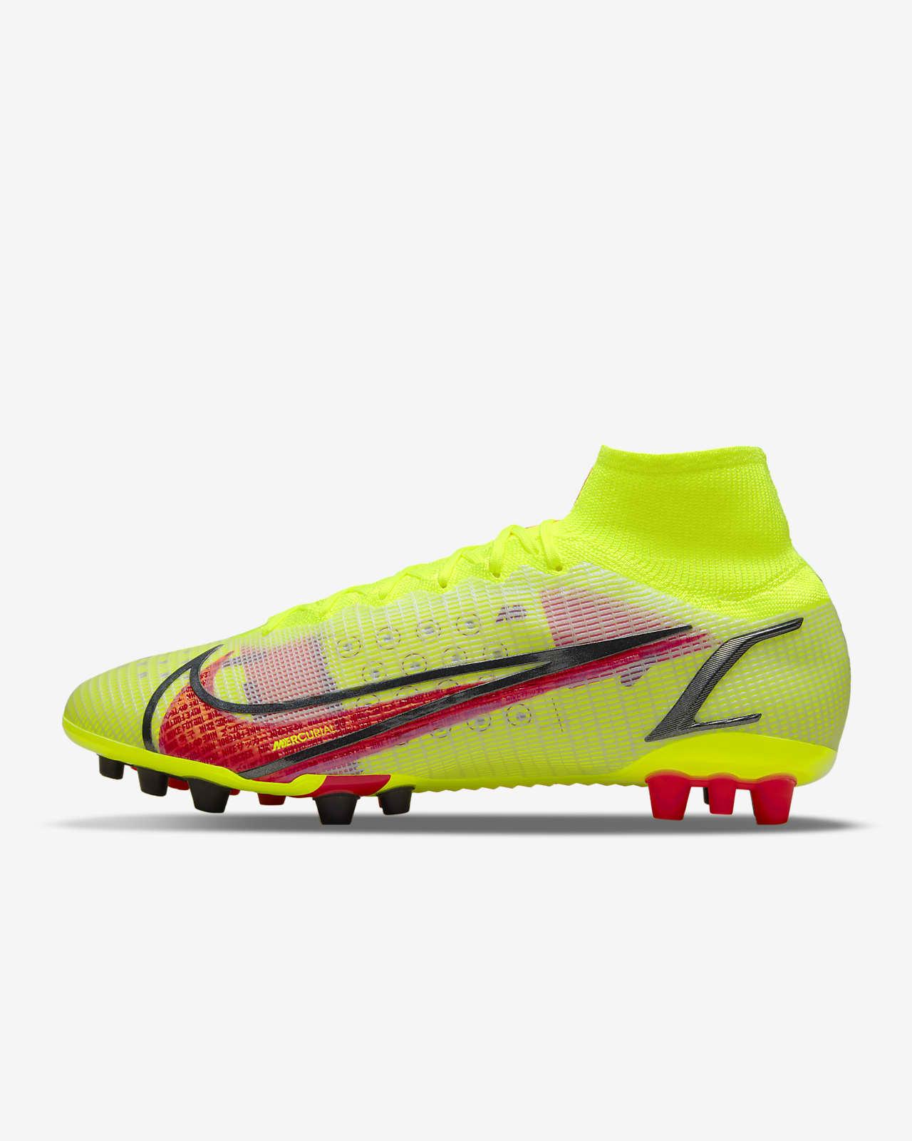 Nike Mercurial Superfly 8 Elite AG Fußballschuh für Kunstrasen