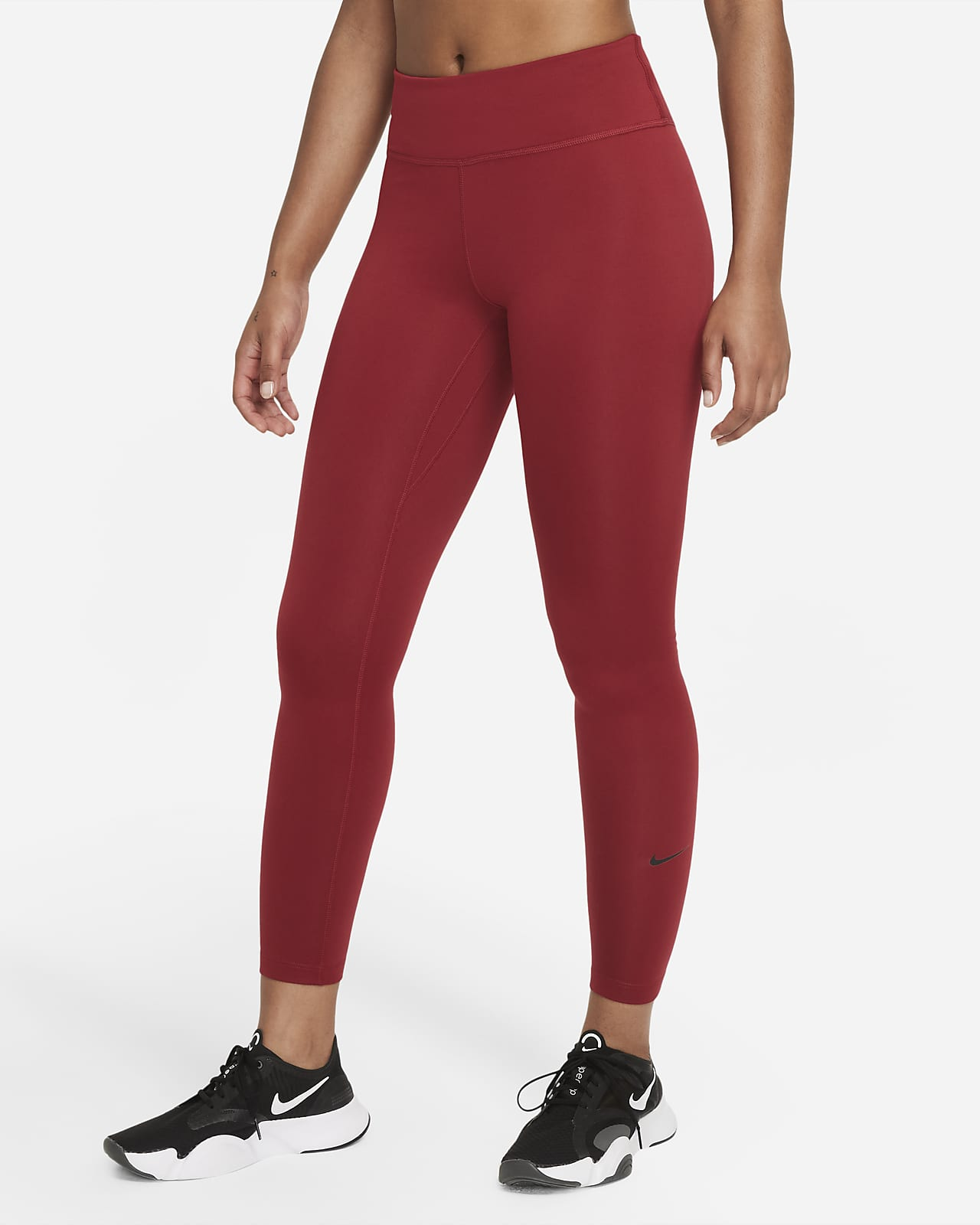 Nike Therma-FIT One Women's Mid-Rise Leggings