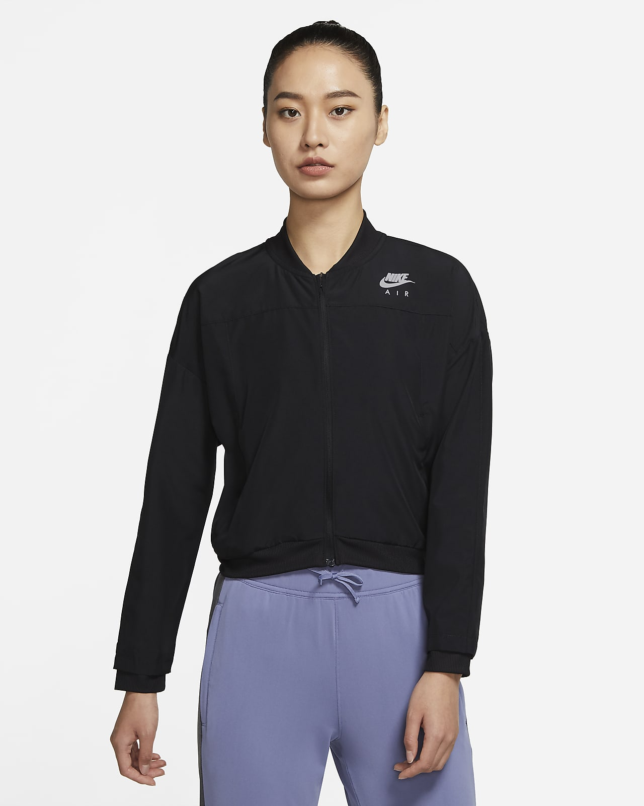 Nike Air 女子跑步夹克