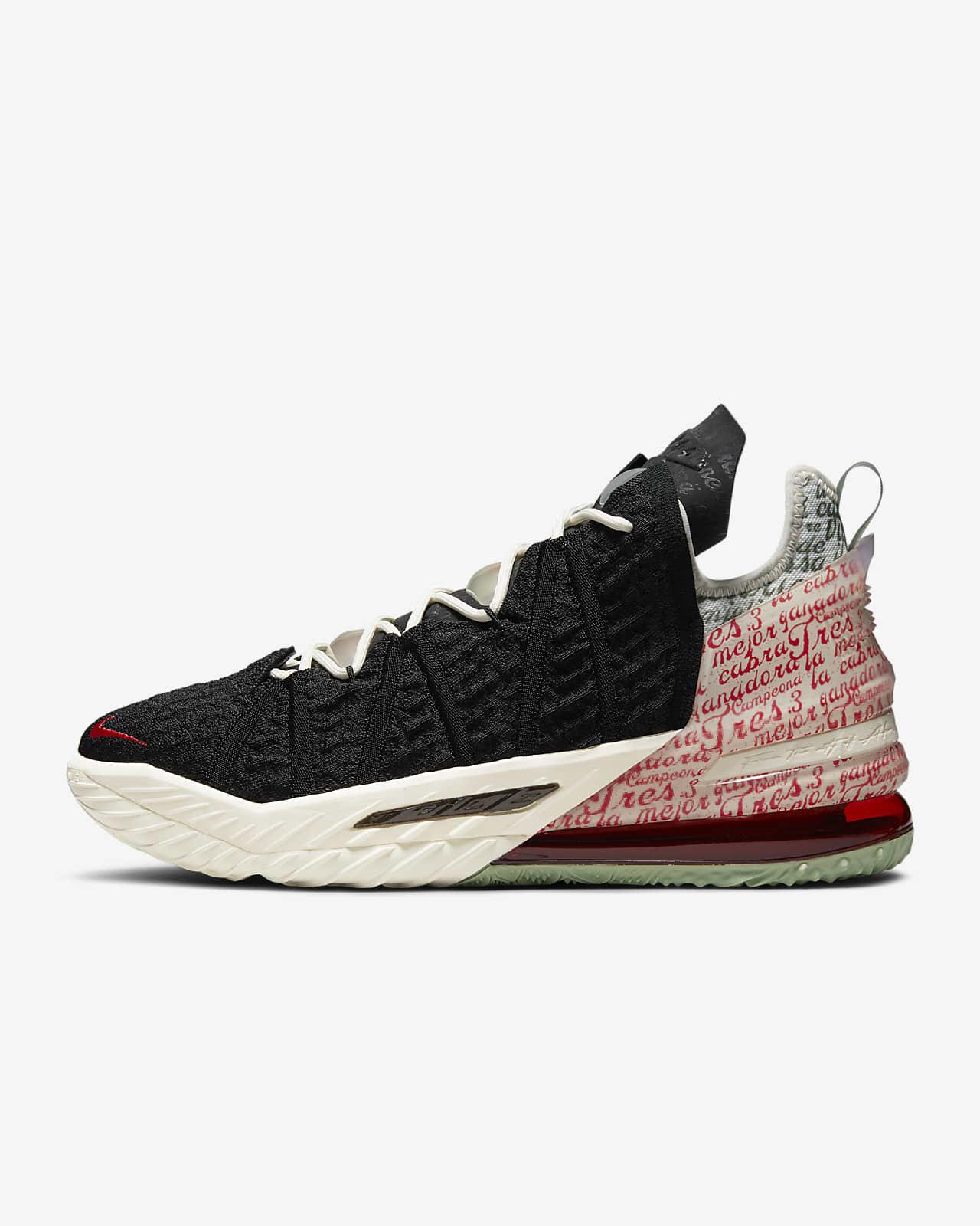 Chaussure de basketball LeBron 18