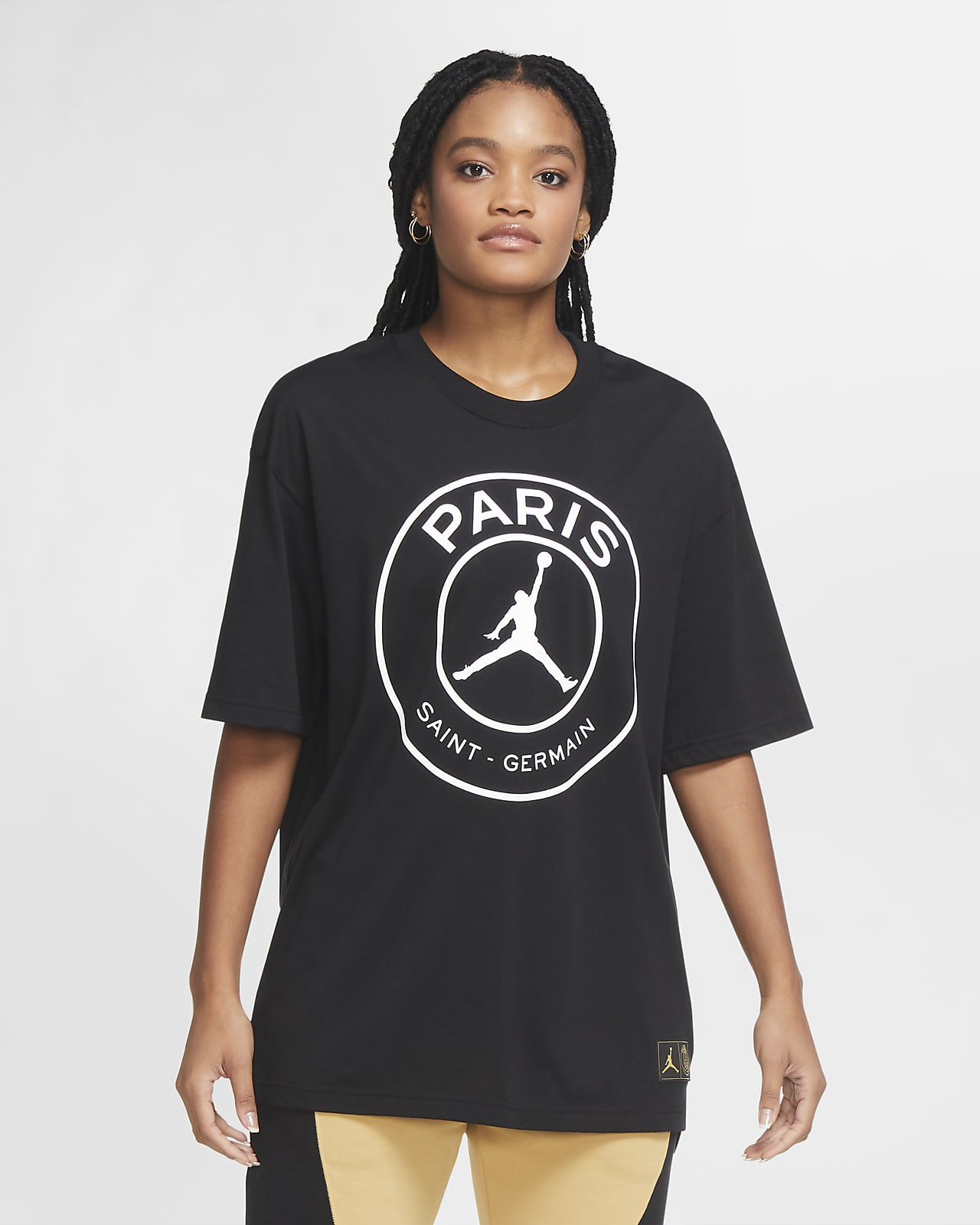 Paris Saint-Germain Women's Oversize T-Shirt