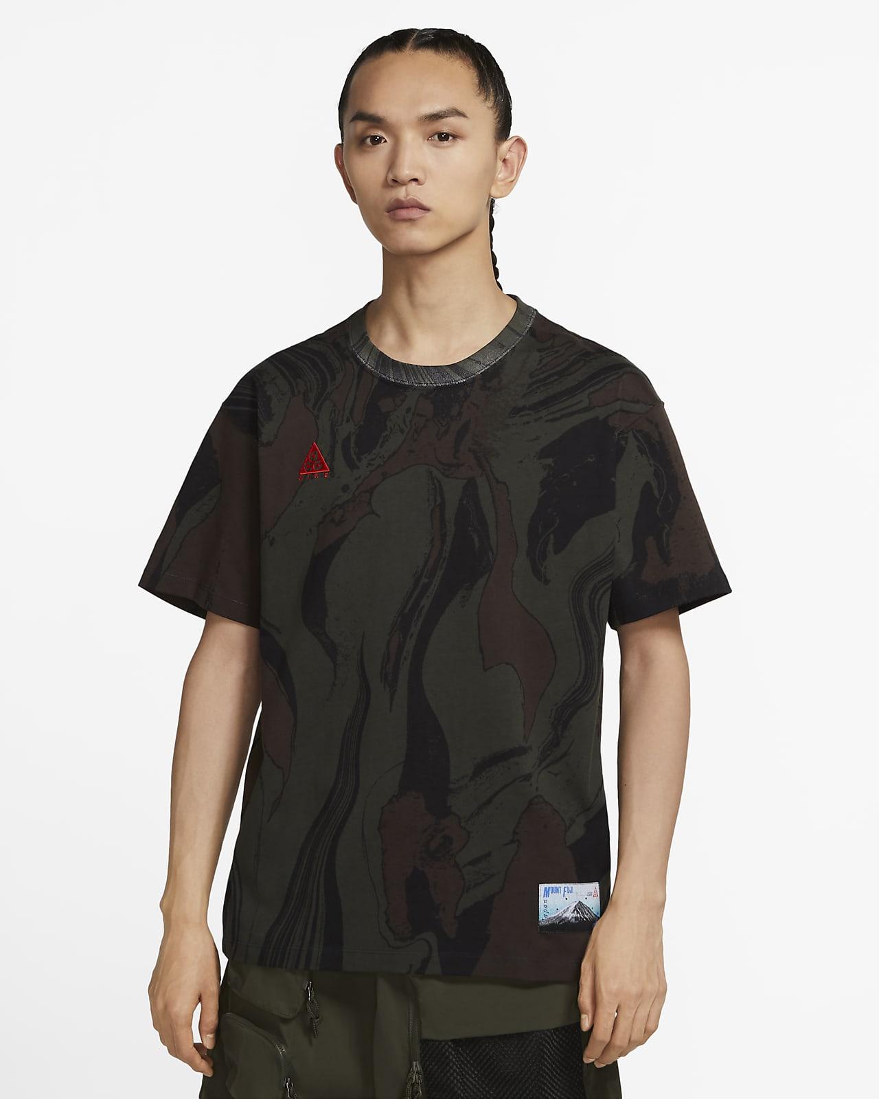 Pánské tričko Nike ACG Mt. Fuji skrátkým rukávem