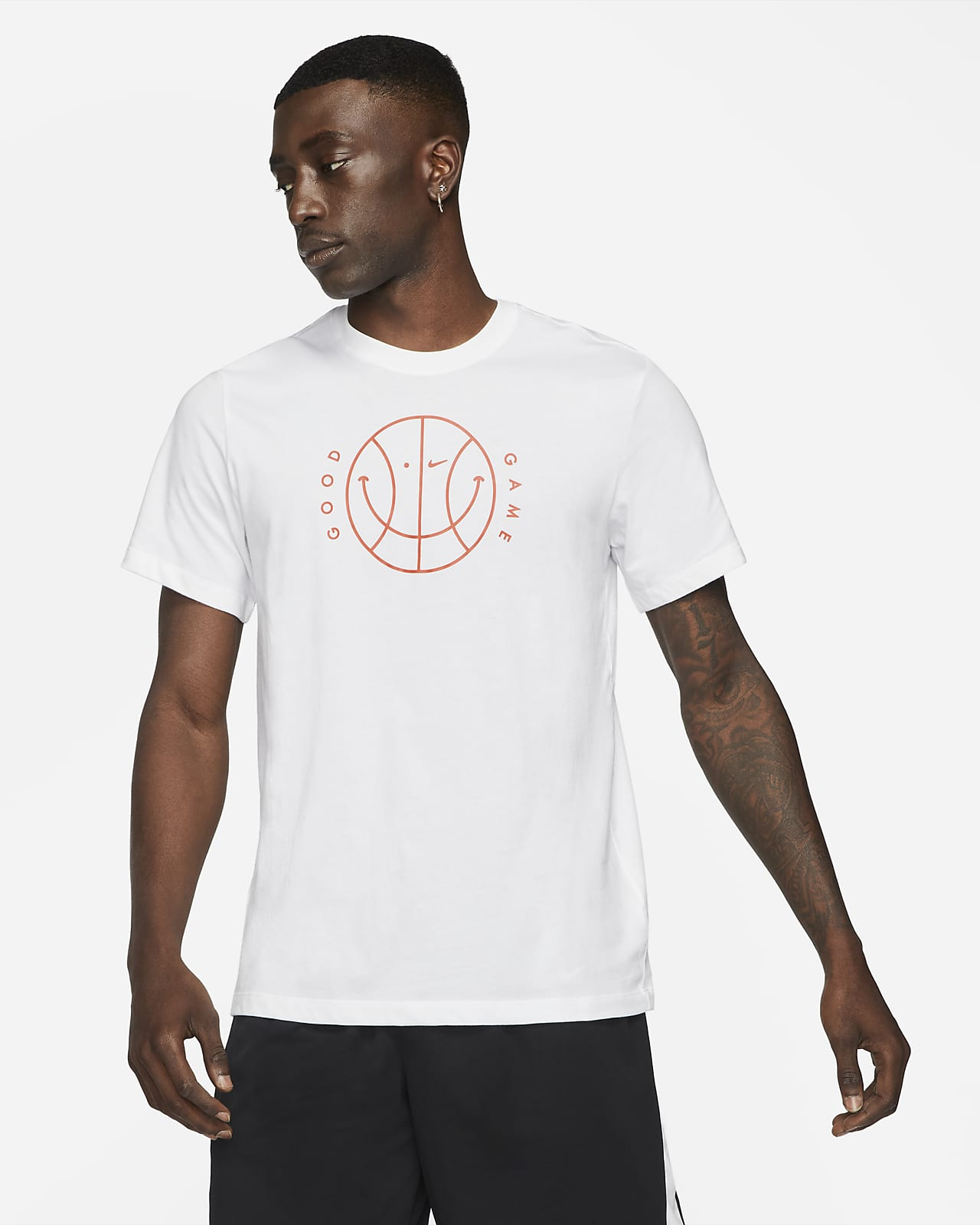 "Nike Dri-FIT ""Good Game"" Men's Basketball T-Shirt"