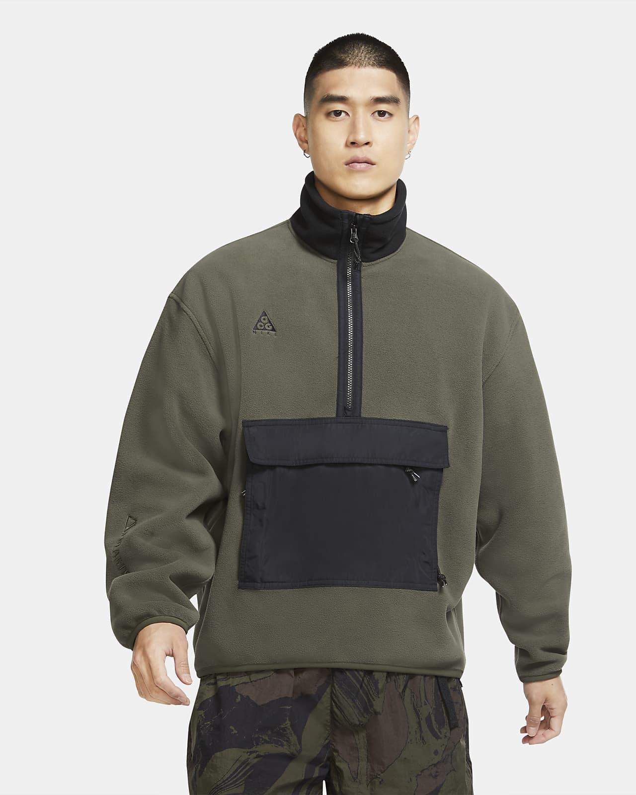 Anorak con zip a metà lunghezza Nike ACG Polar - Uomo