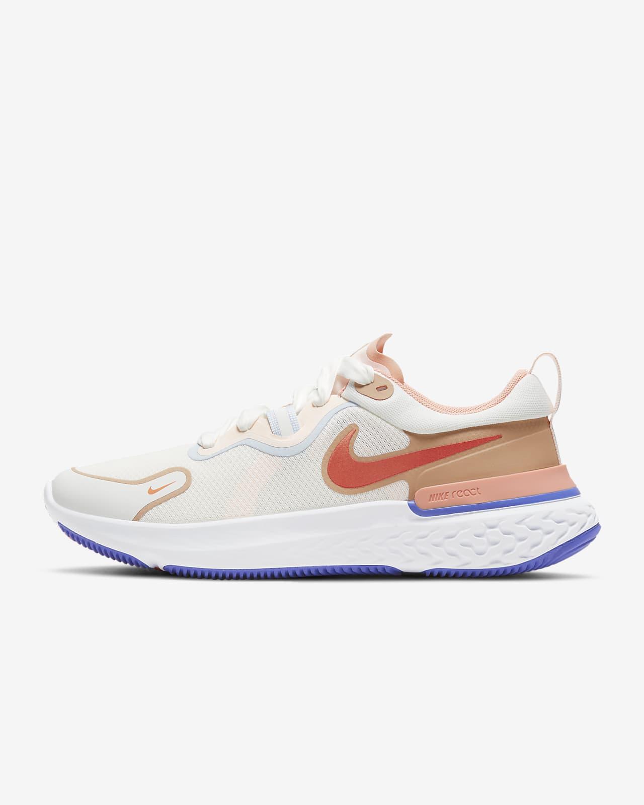 Nike React Miler 女子跑步鞋