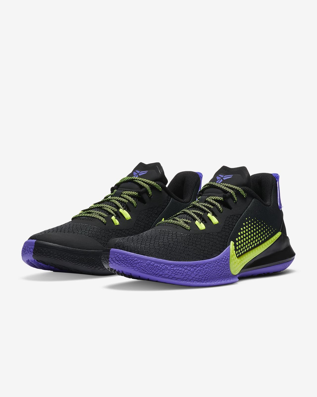 Chaussure de basketball Mamba Fury