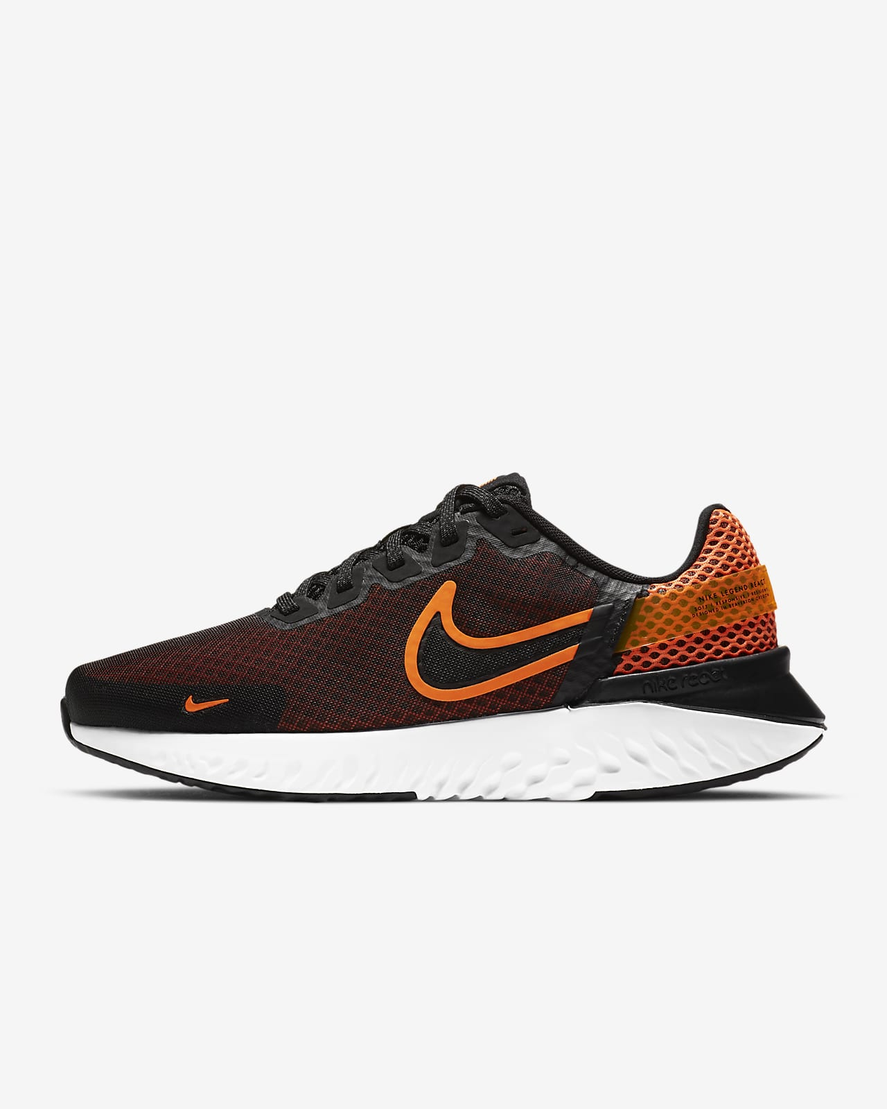 Nike Legend React 3 男款跑鞋
