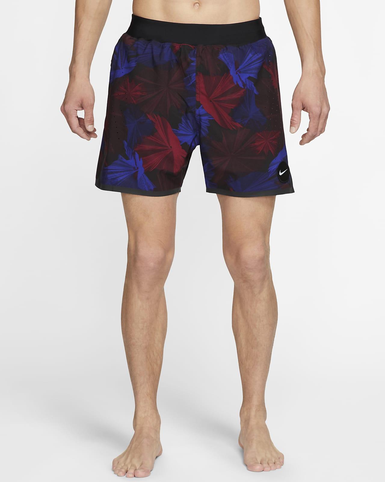 Nike Global Camo Blade 13 cm-es férfi röplabda-rövidnadrág
