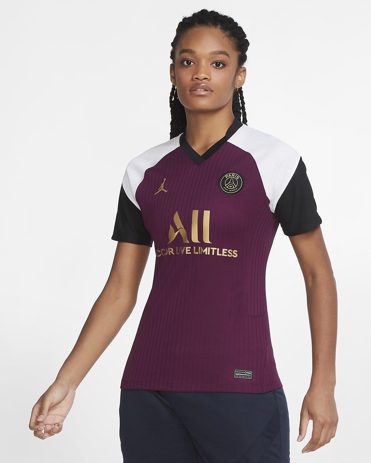 Paris Saint-Germain 2020/21 Stadium Third Women's Football Shirt