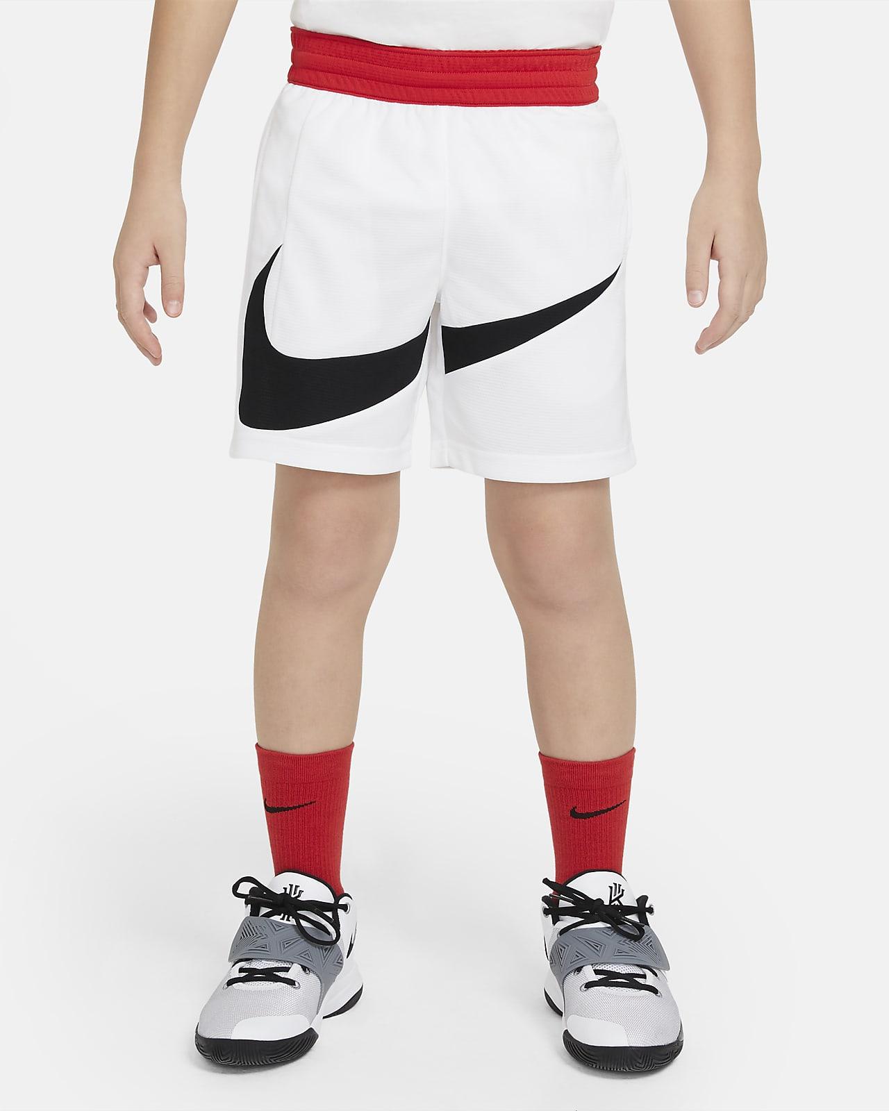Баскетбольные шорты для мальчиков школьного возраста Nike Dri-FIT