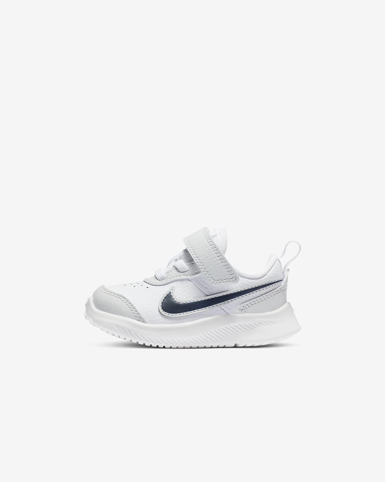 Nike Varsity Leather Baby and Toddler Shoe