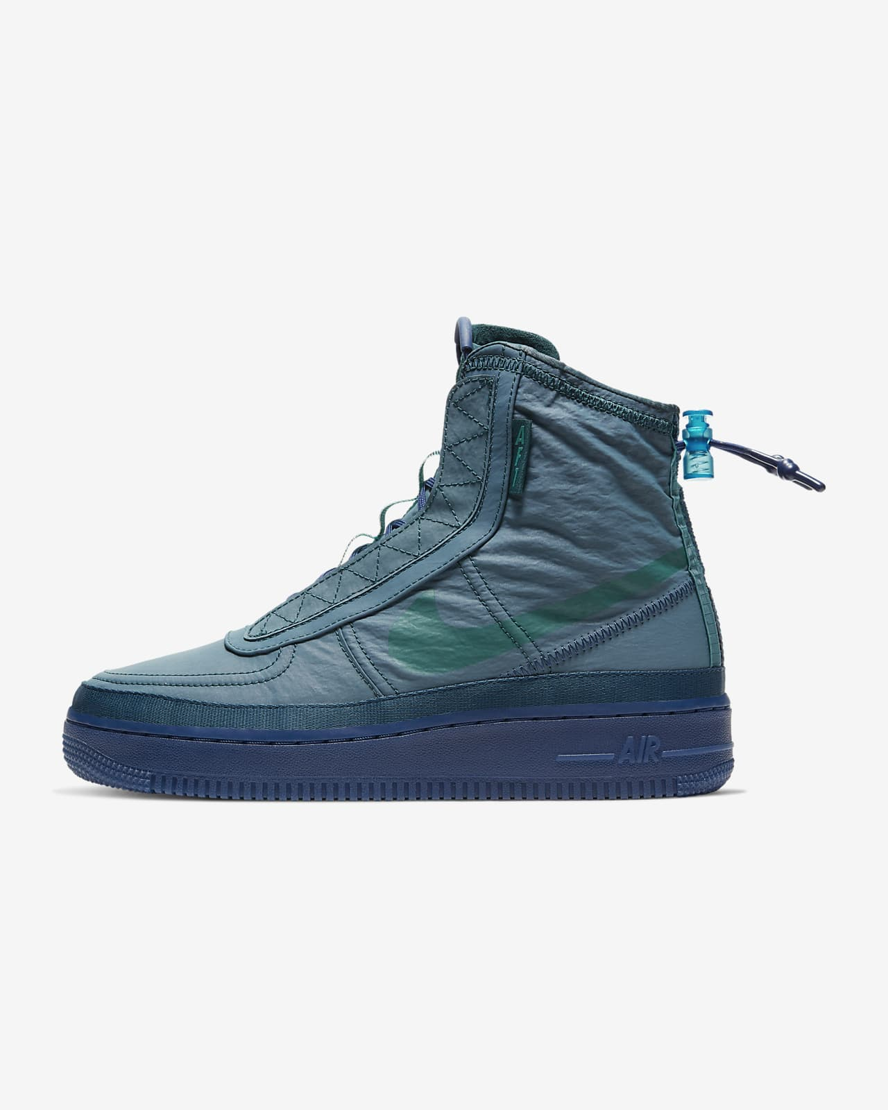air force 1 femme bleu turquoise