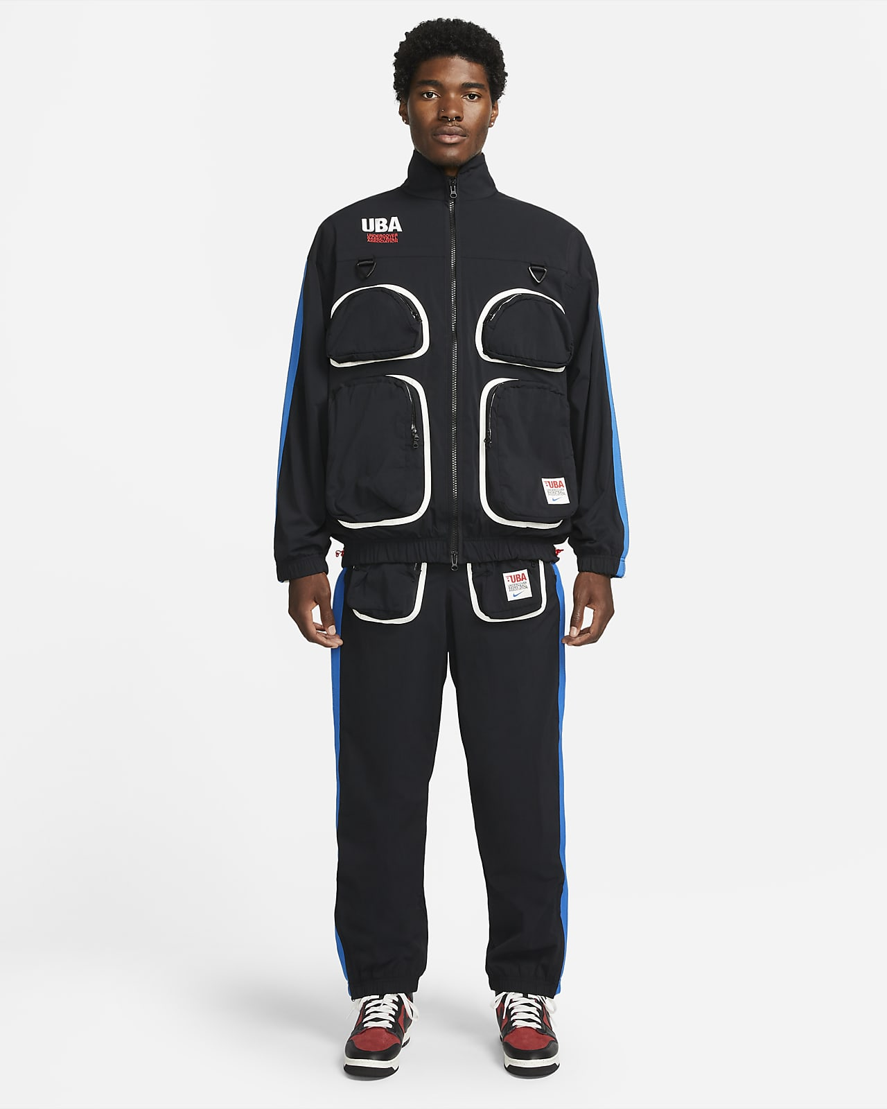 Nike x UNDERCOVER Track Suit