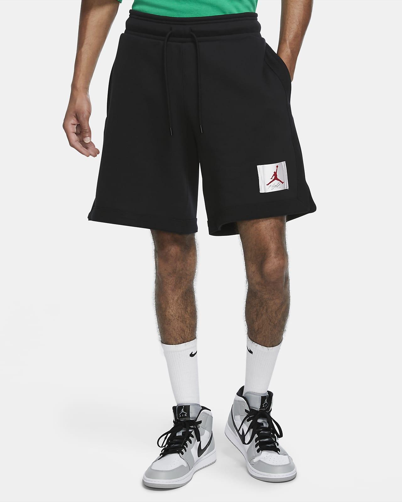 Jordan Flight Men's Fleece Shorts. Nike SG
