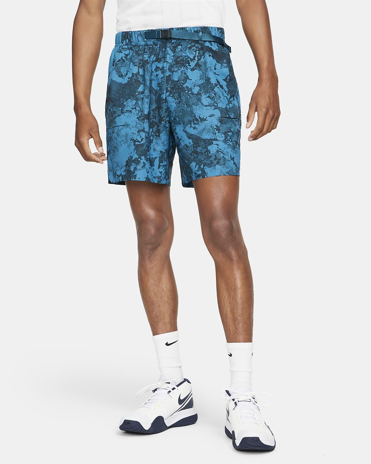 Shorts de tenis para hombre NikeCourt Flex Slam