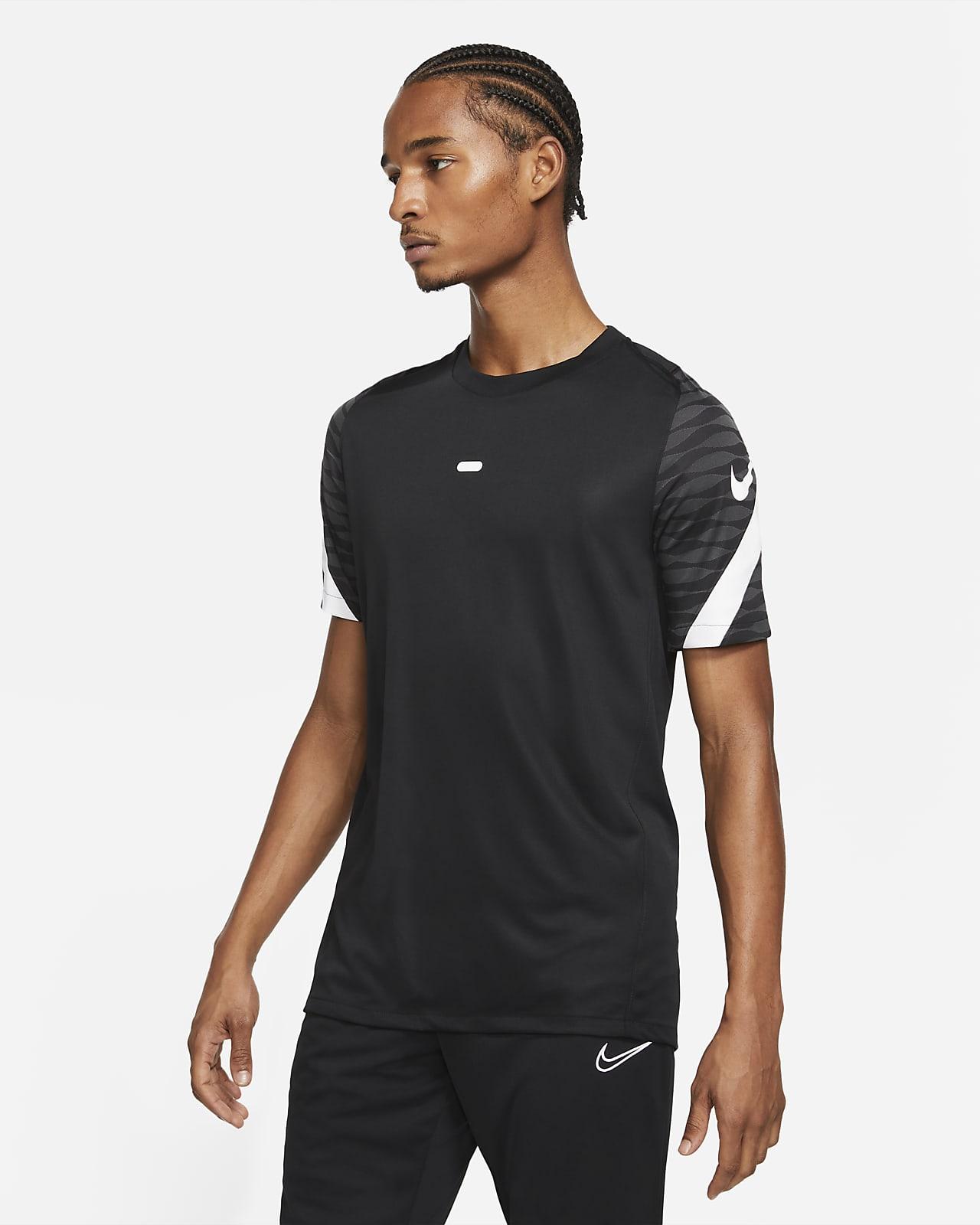 Nike Dri-FIT Strike Men's Short-Sleeve Football Top