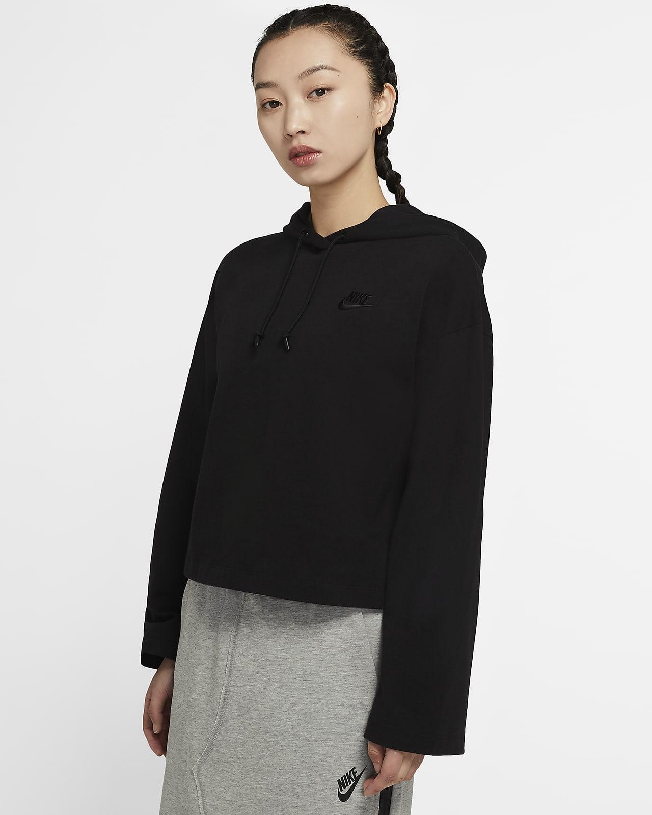 Nike Sportswear Women's Jersey Hoodie