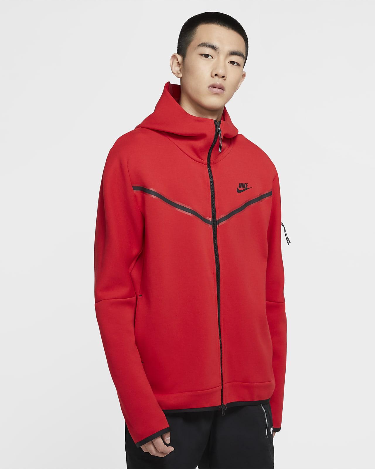 negativo contacto función  Sudadera con capucha de cierre completo para hombre Nike Sportswear Tech  Fleece. Nike.com