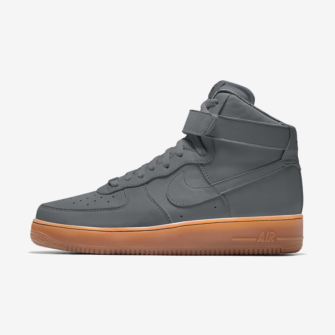 Nike Air Force 1 High By You Custom herenschoen