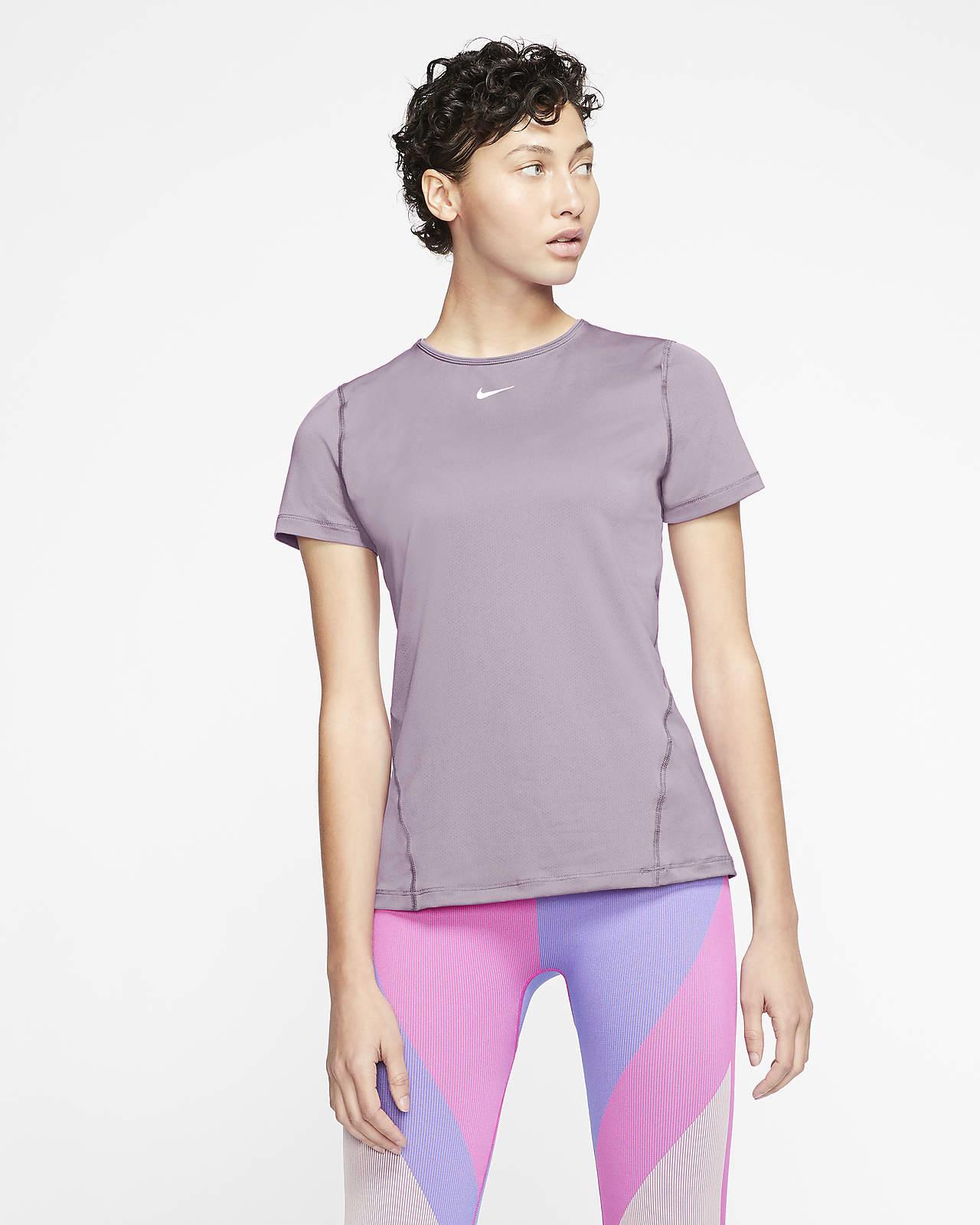 Nike Pro Women's Short-Sleeve Training Top