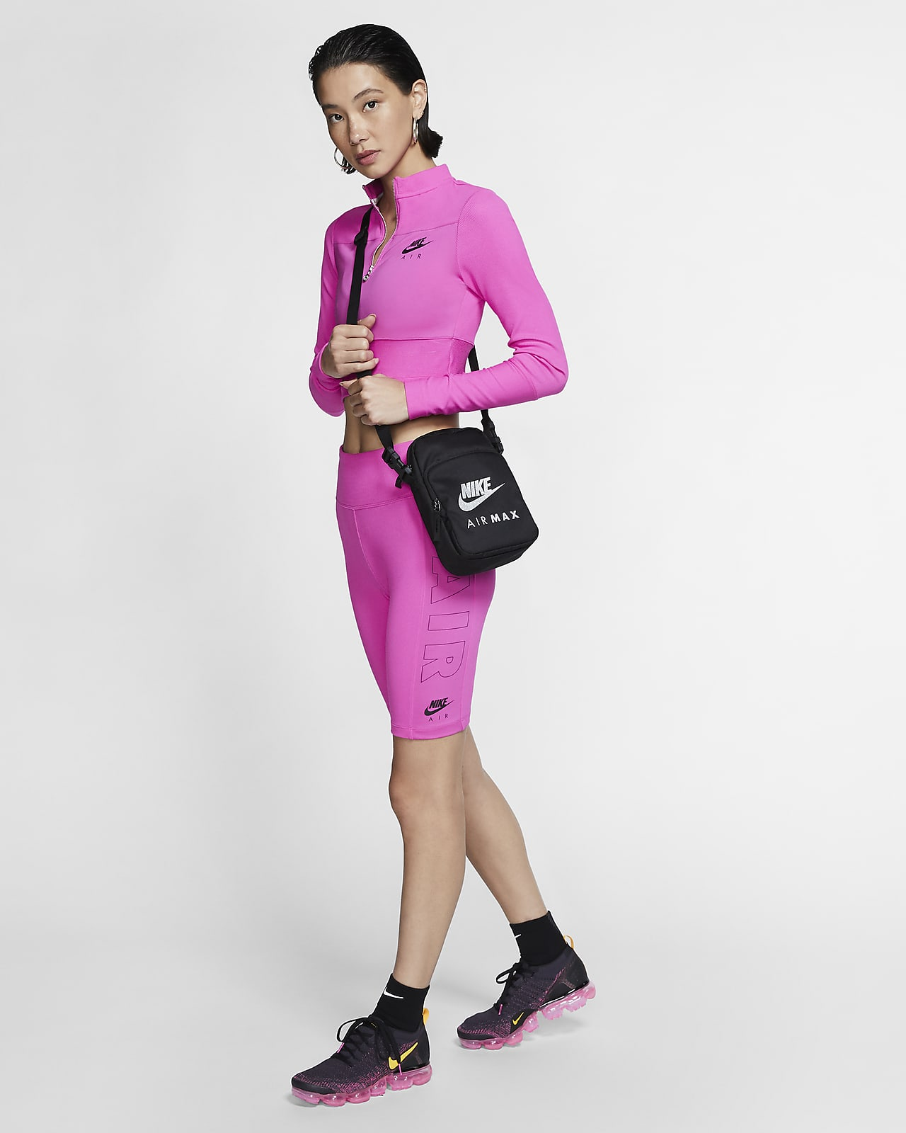 Soberano Conceder Tamano relativo  Nike Air Max 2.0 Cross-Body Bag (Small Items). Nike ZA