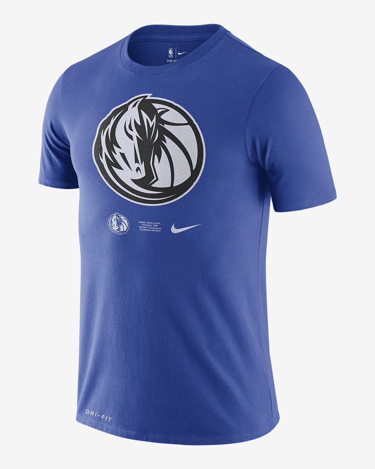 pueblo capturar petrolero  Dallas Mavericks Logo Men's Nike Dri-FIT NBA T-Shirt. Nike.com