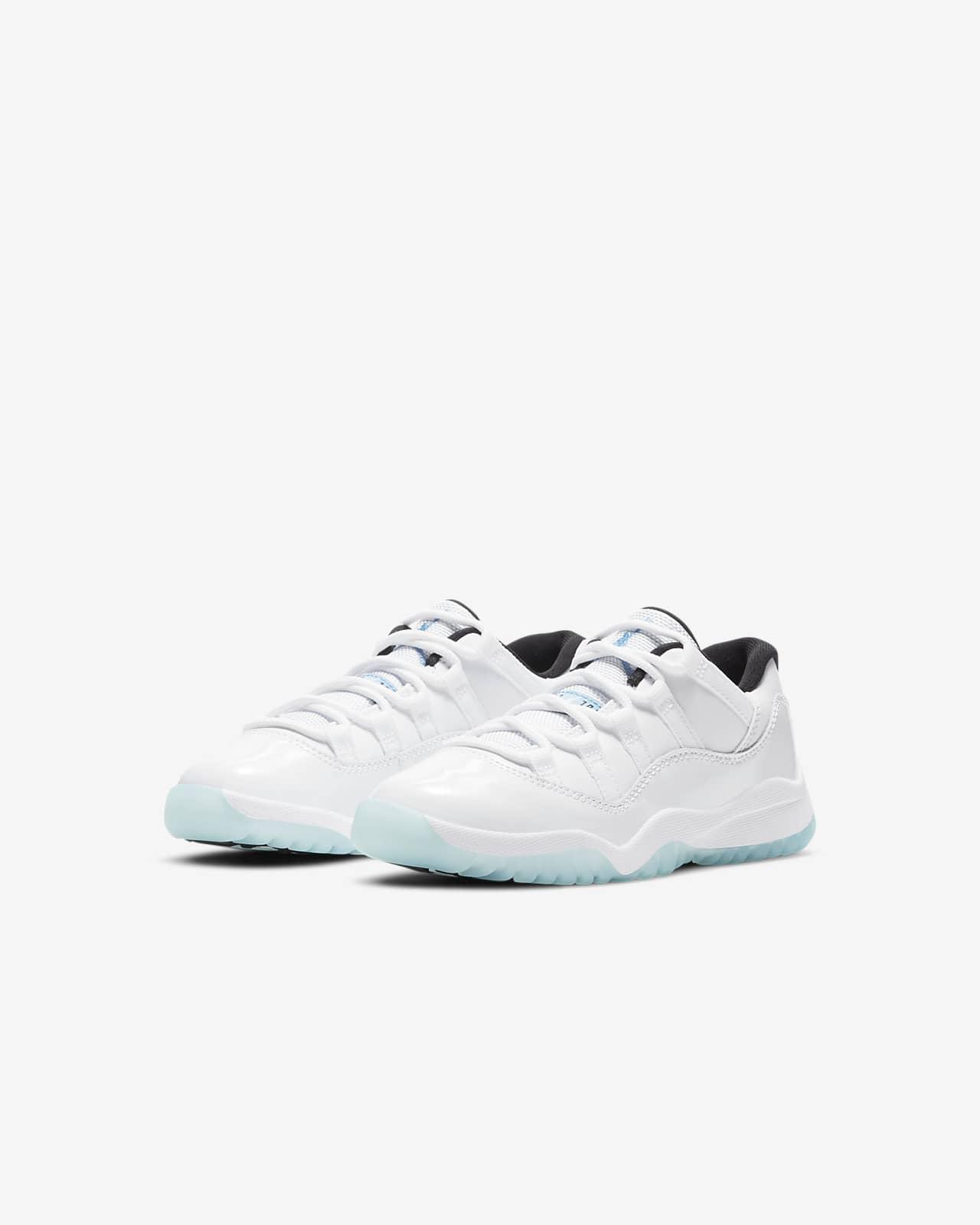 Air Jordan 11 Retro Low Younger Kids' Shoe